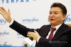 Офіційно: росіянина Ілюмжинова відсторонили від посади президента ФІДЕ