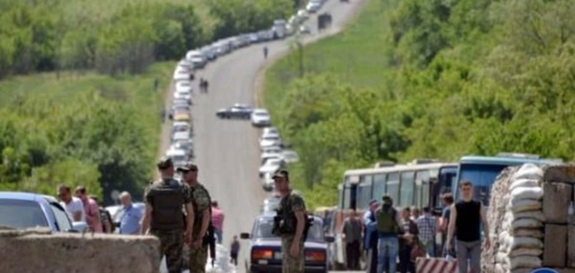 Жебрівський пояснив, чому закрилися логістичні центри на Донбасі