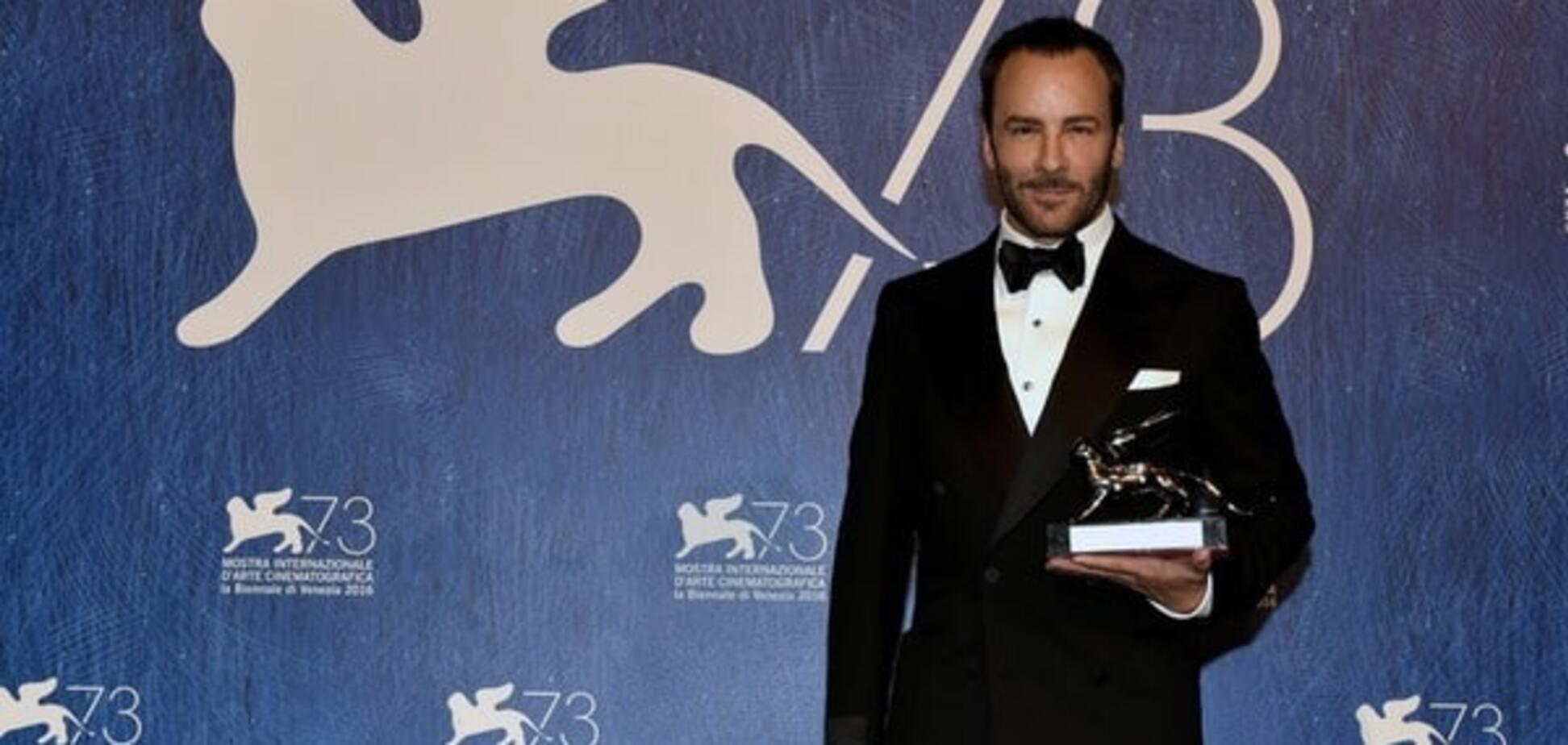 Дизайнер Том Форд в Венеции получил Гран-при: итоги кинофестиваля