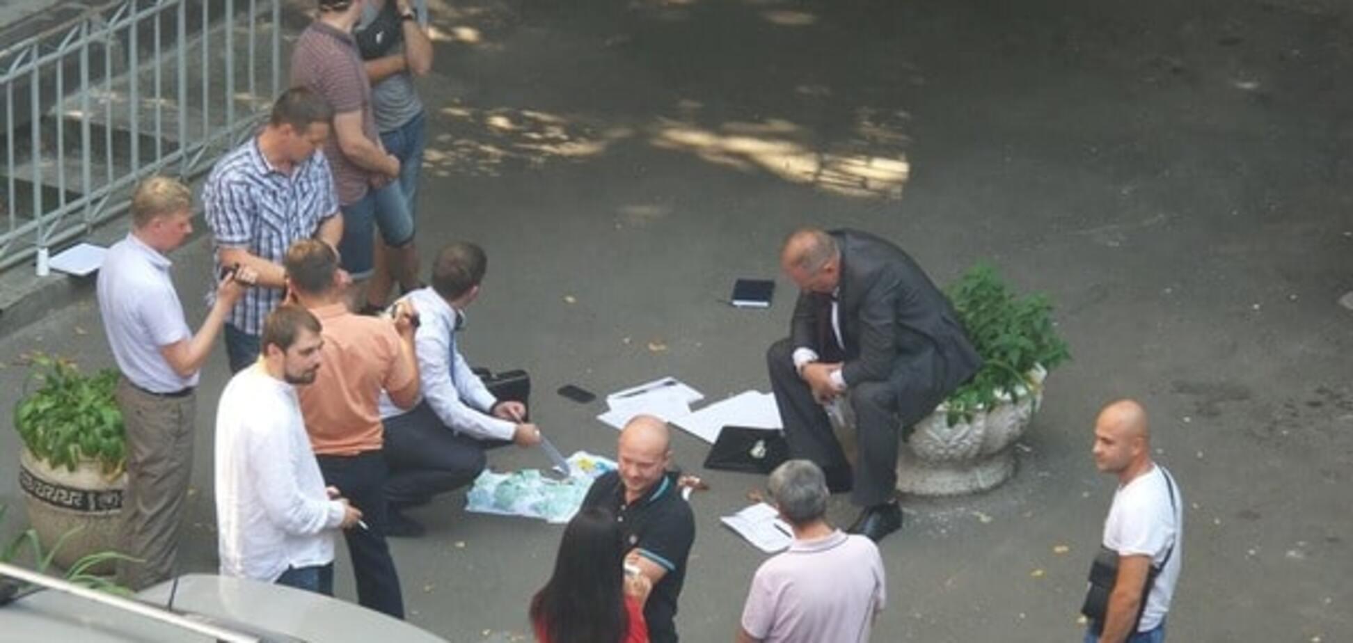 Затриманий у Києві хабарник 'пропонував послуги' судді