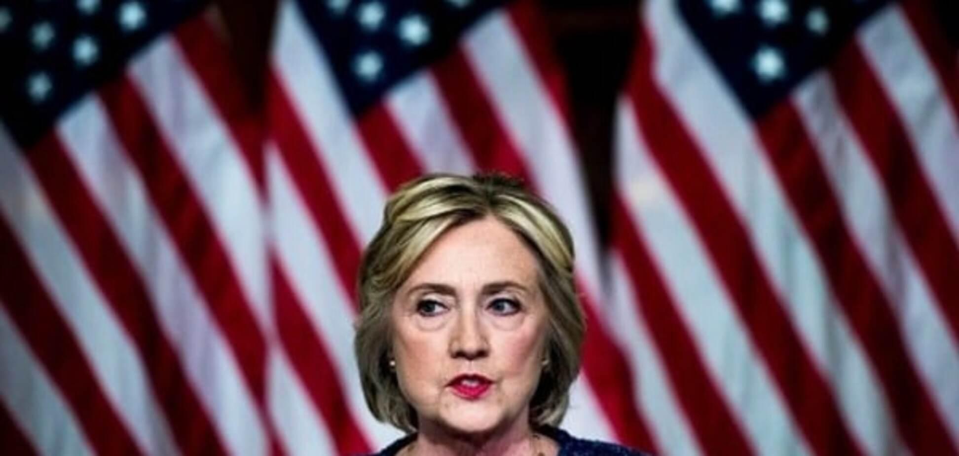 Британские СМИ узнали, кто может занять место Клинтон в гонке за кресло президента США