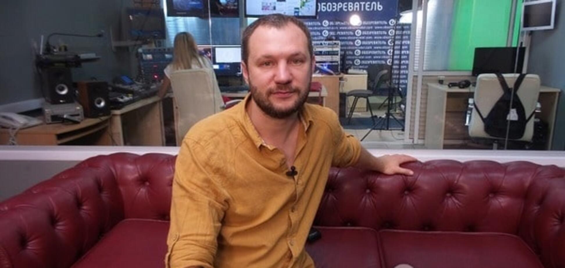 В 'Гогольfest' рассказали, почему не стоит разрывать отношения с артистами из России