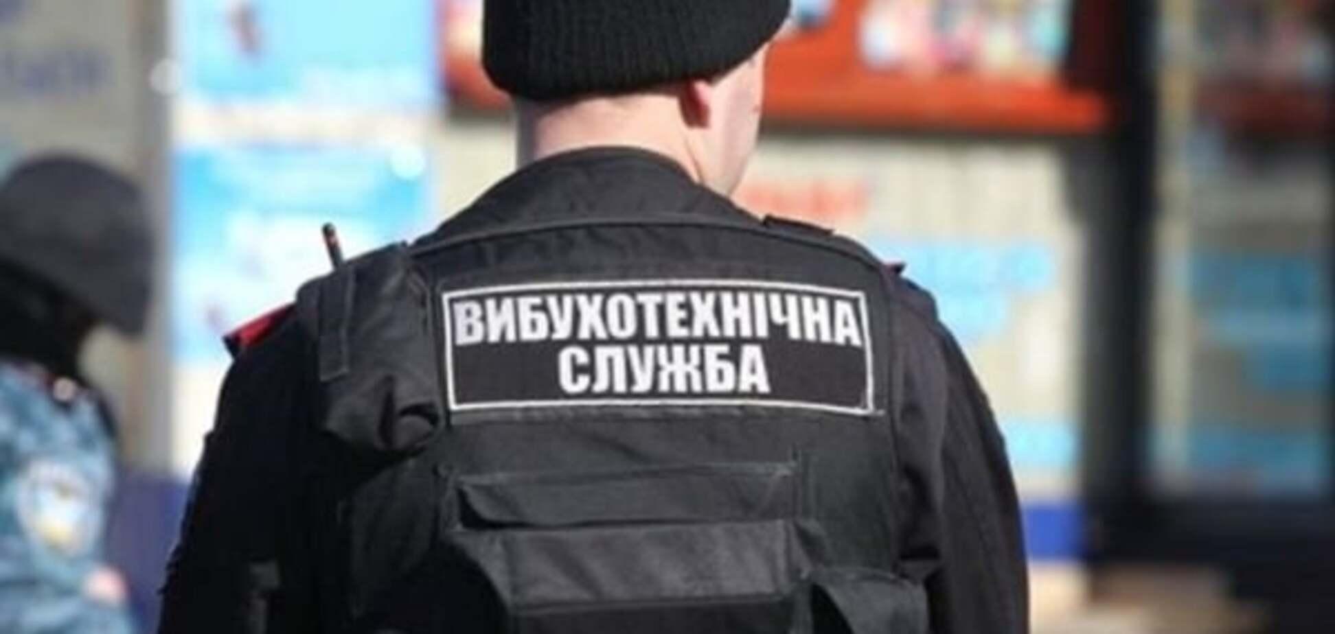 Мінування пивзаводу в Києві виявилося хибним