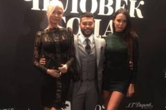 Эффектный выход: Тимати появился на вручении премии GQ с Шишковой и Решетовой
