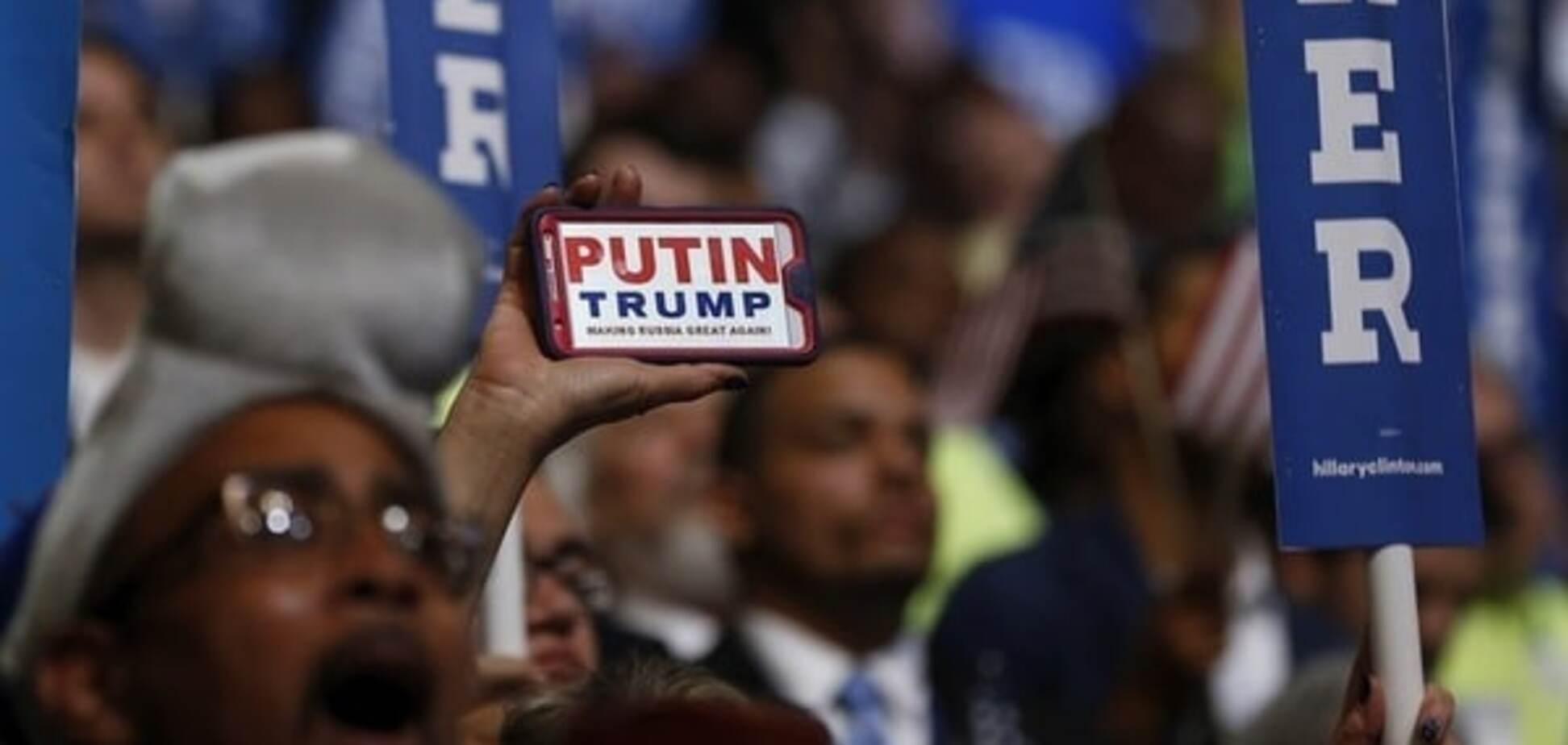 'Головорезы и поцелуи': в США объяснили опасность симпатий Трампа к Путину