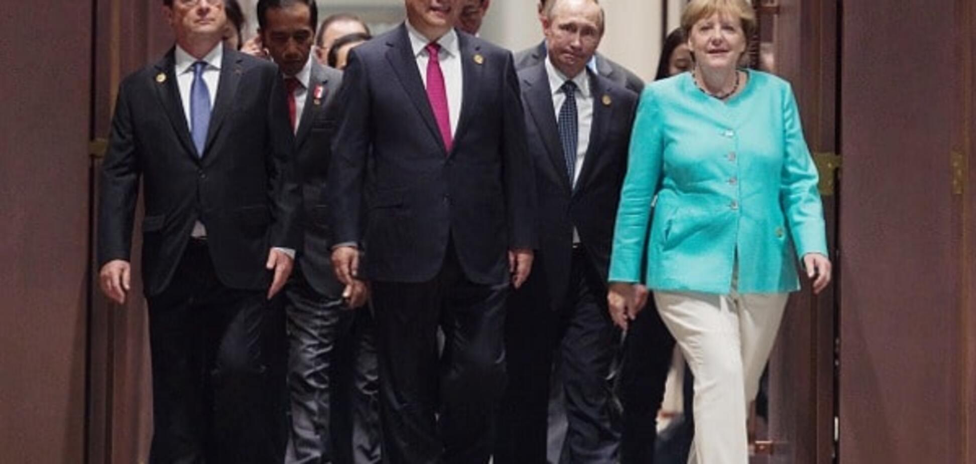 Путін досяг своєї мети щодо України на саміті G20 - Безсмертний