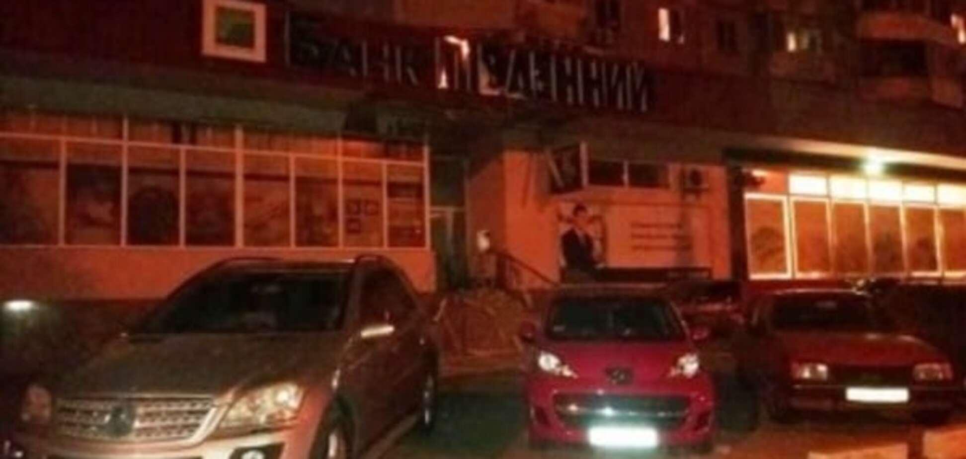 Мощный взрыв в Херсоне: очевидцы сообщили о подрыве банка. Опубликованы фото