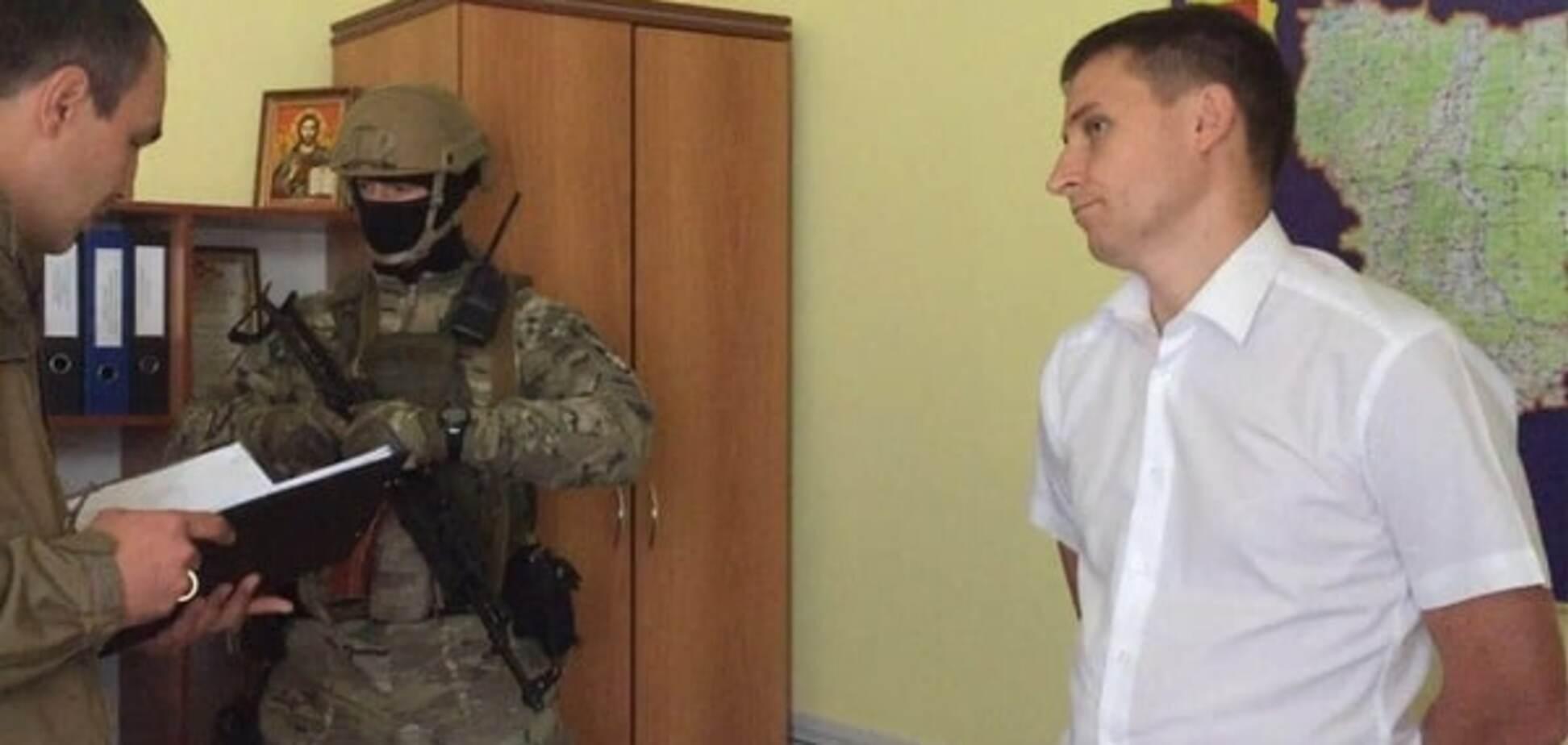 В Ривненской области задержали очередного 'янтарного' прокурора