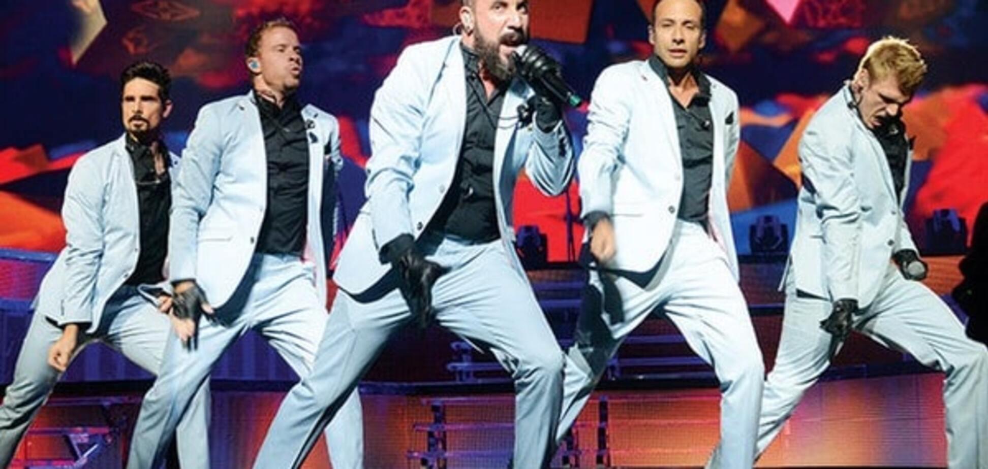 На 42-летии Александра Реввы выступили 'Backstreet Boys' в полном составе