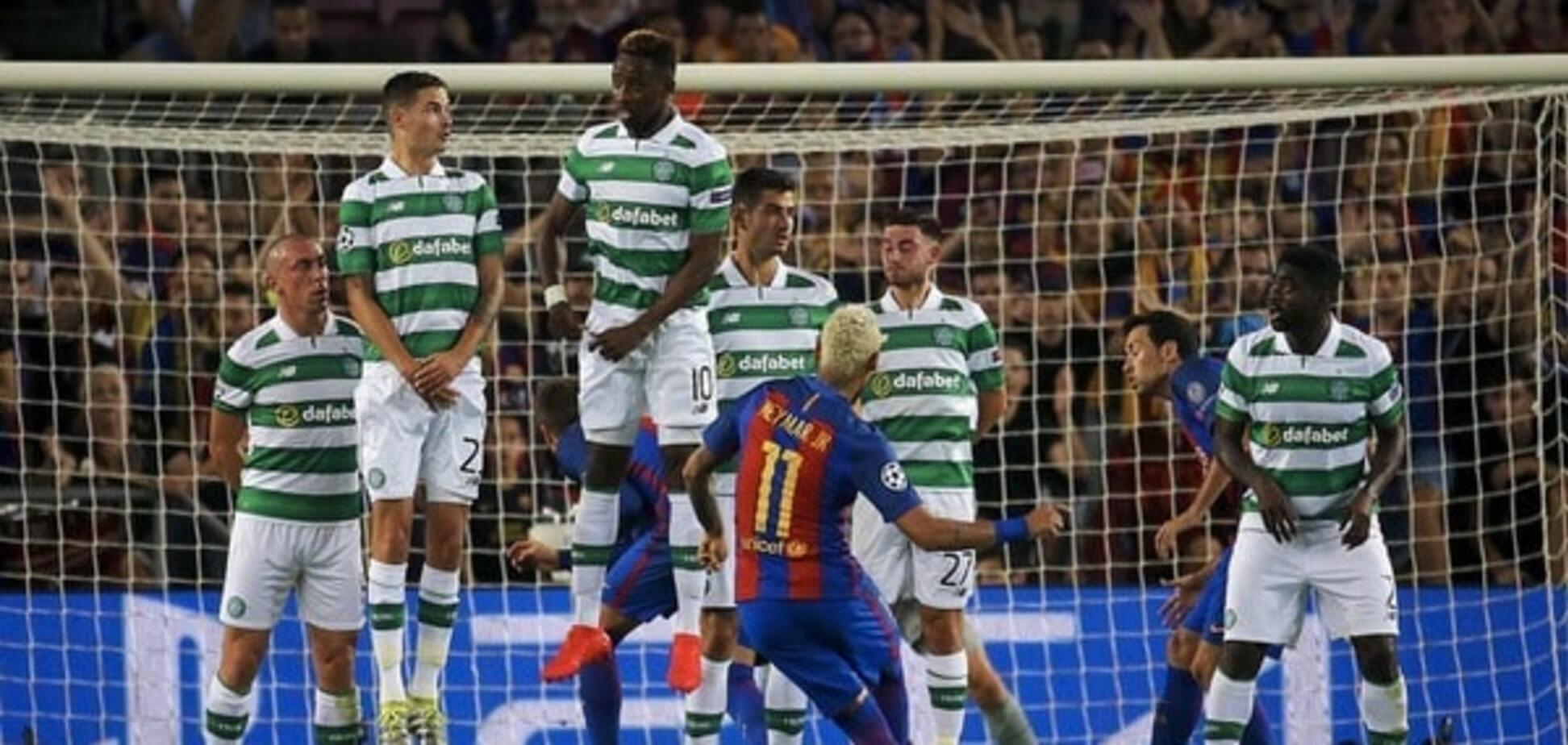 'Барселона' забила сім м'ячів у стартовому матчі Ліги чемпіонів: відео голів