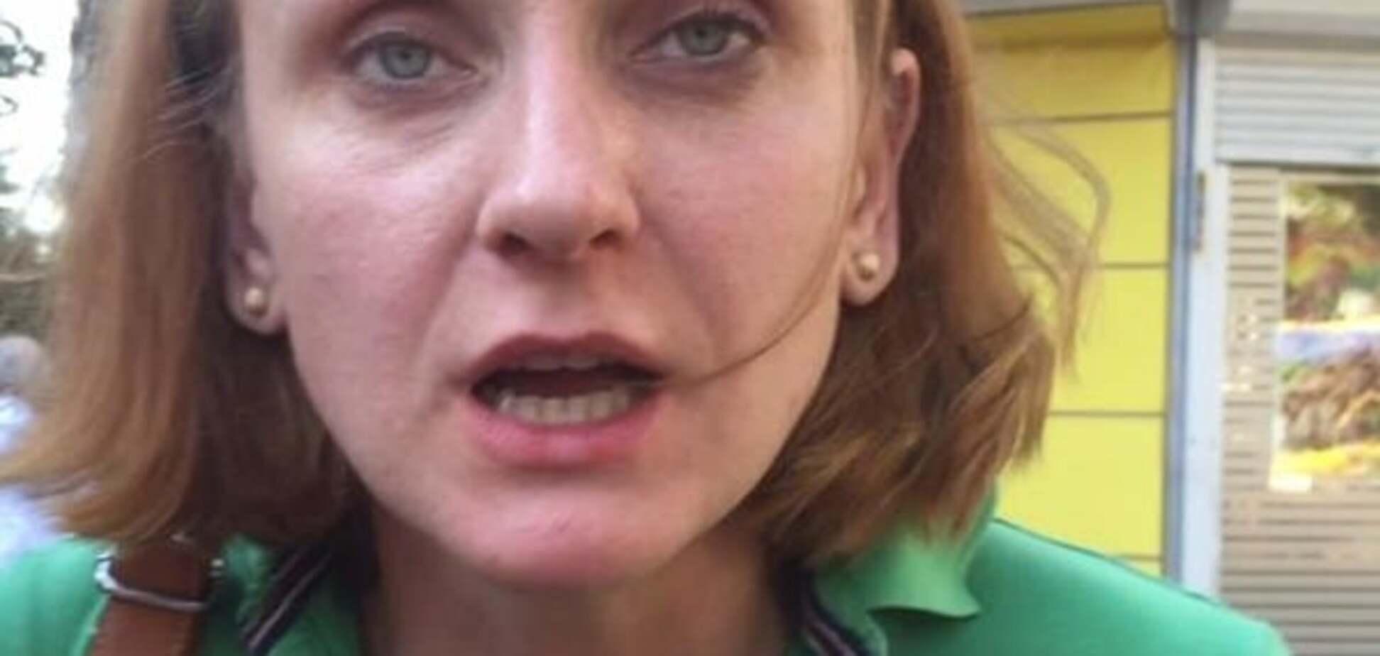 У Києві заслужений лікар влаштувала п'яну ДТП за участі чотирьох авто