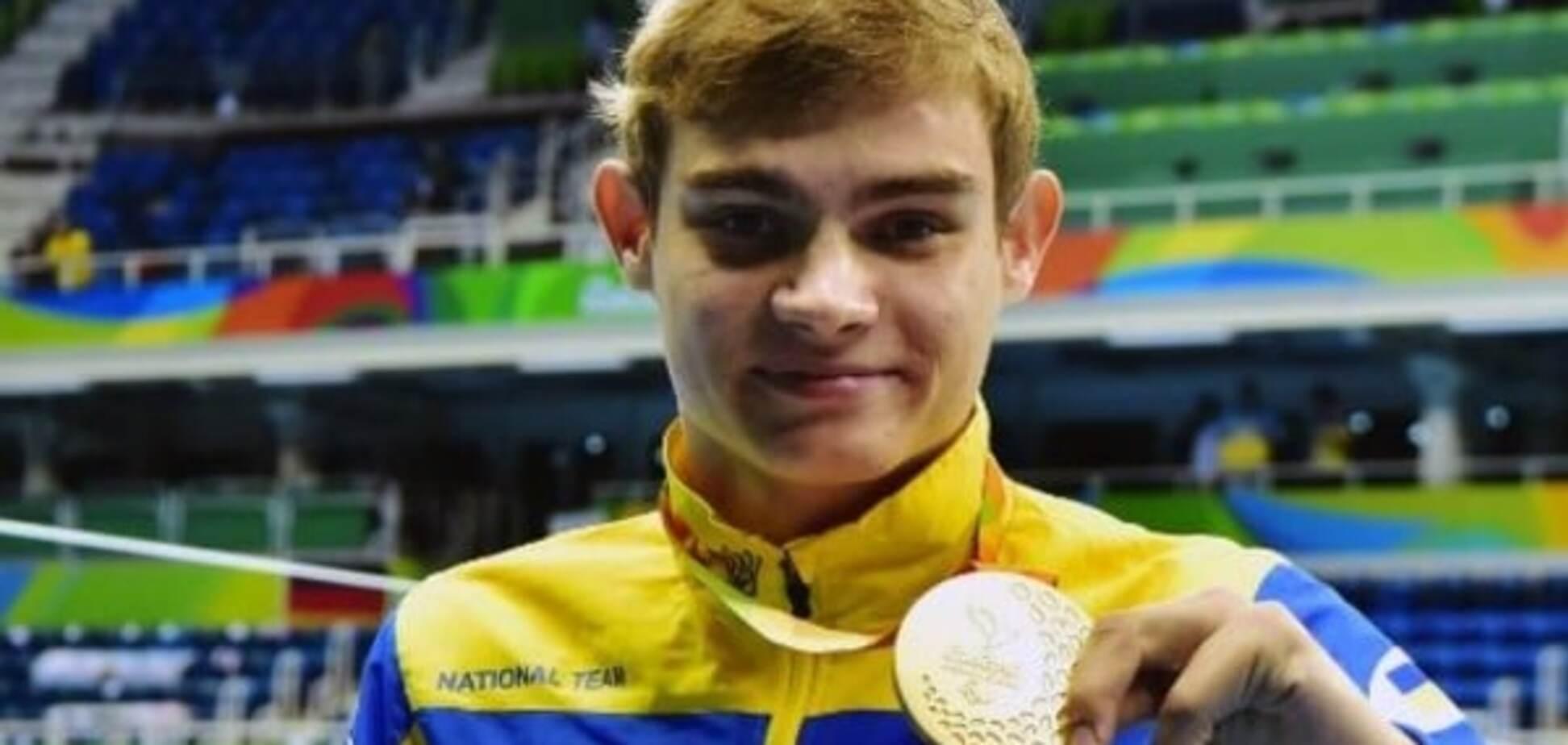 Україна зі світовим рекордом виграла 25-е 'золото' Паралімпіади-2016