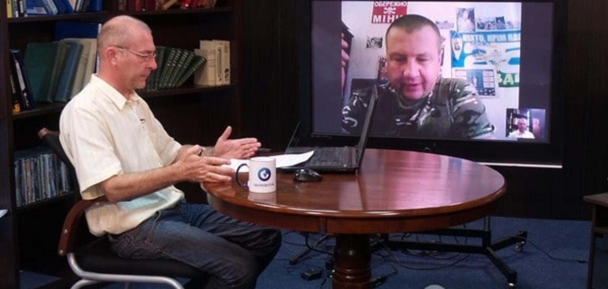 Машовець розповів, хто захистить Україну від путінських військ