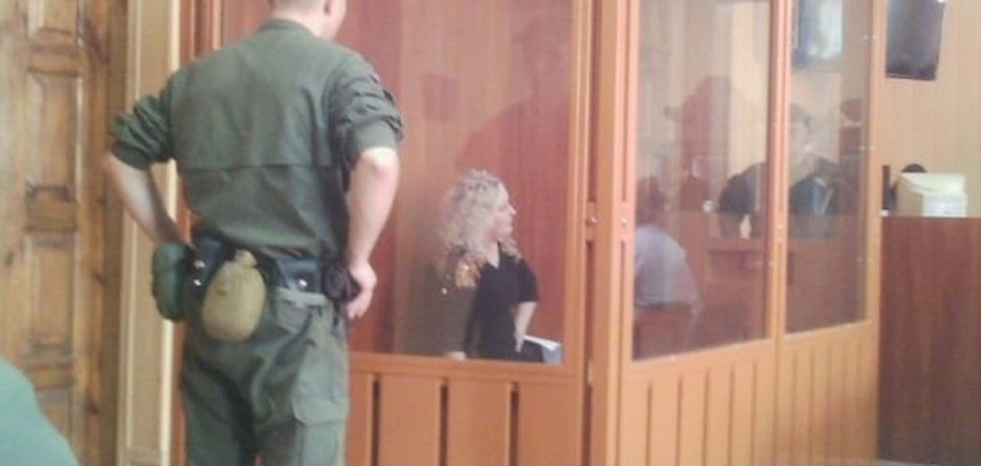 Судьи поздравили: экс-мэру Славянска Штепе продлили арест в день ее рождения
