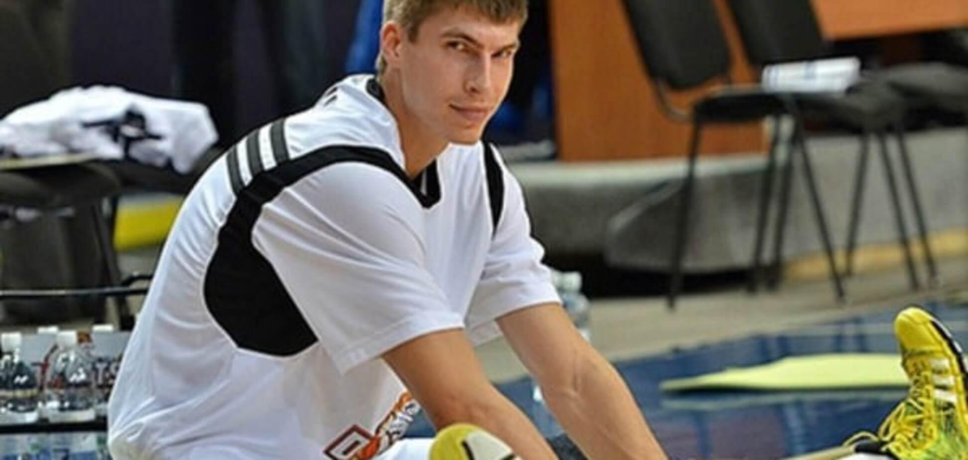 Официально: защитник сборной Украины по баскетболу перешел в греческий клуб