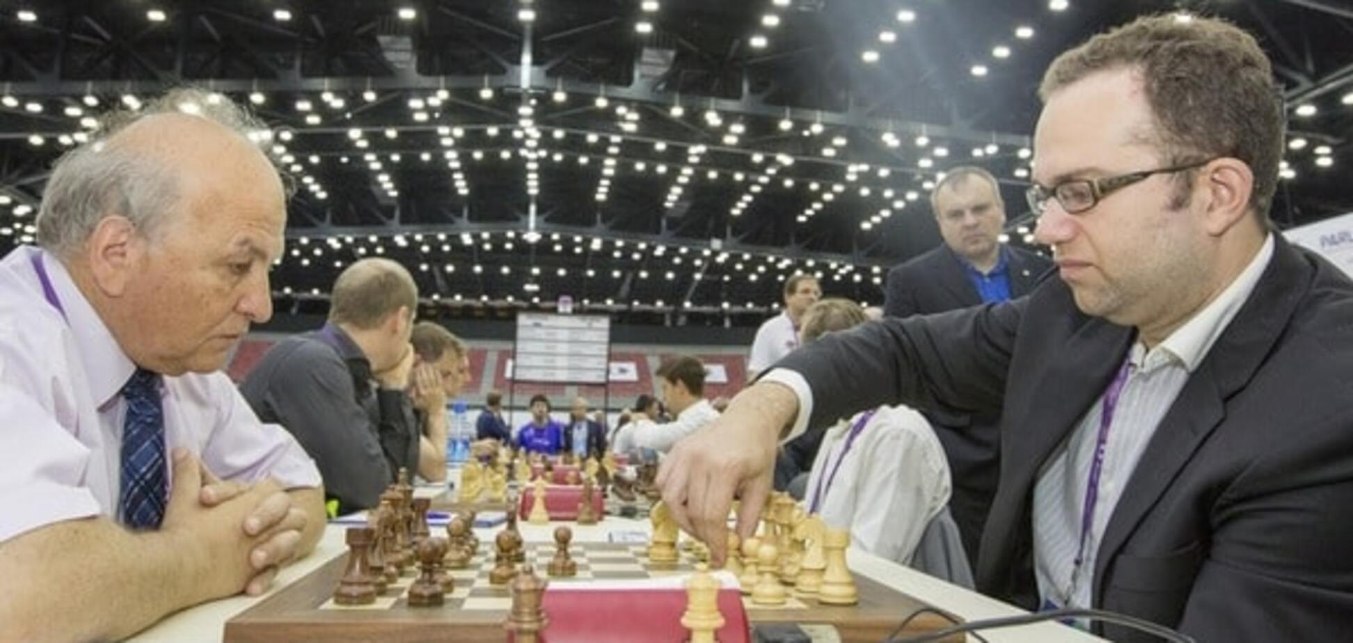 Украина стала вице-чемпионом шахматной Олимпиады-2016, опередив Россию