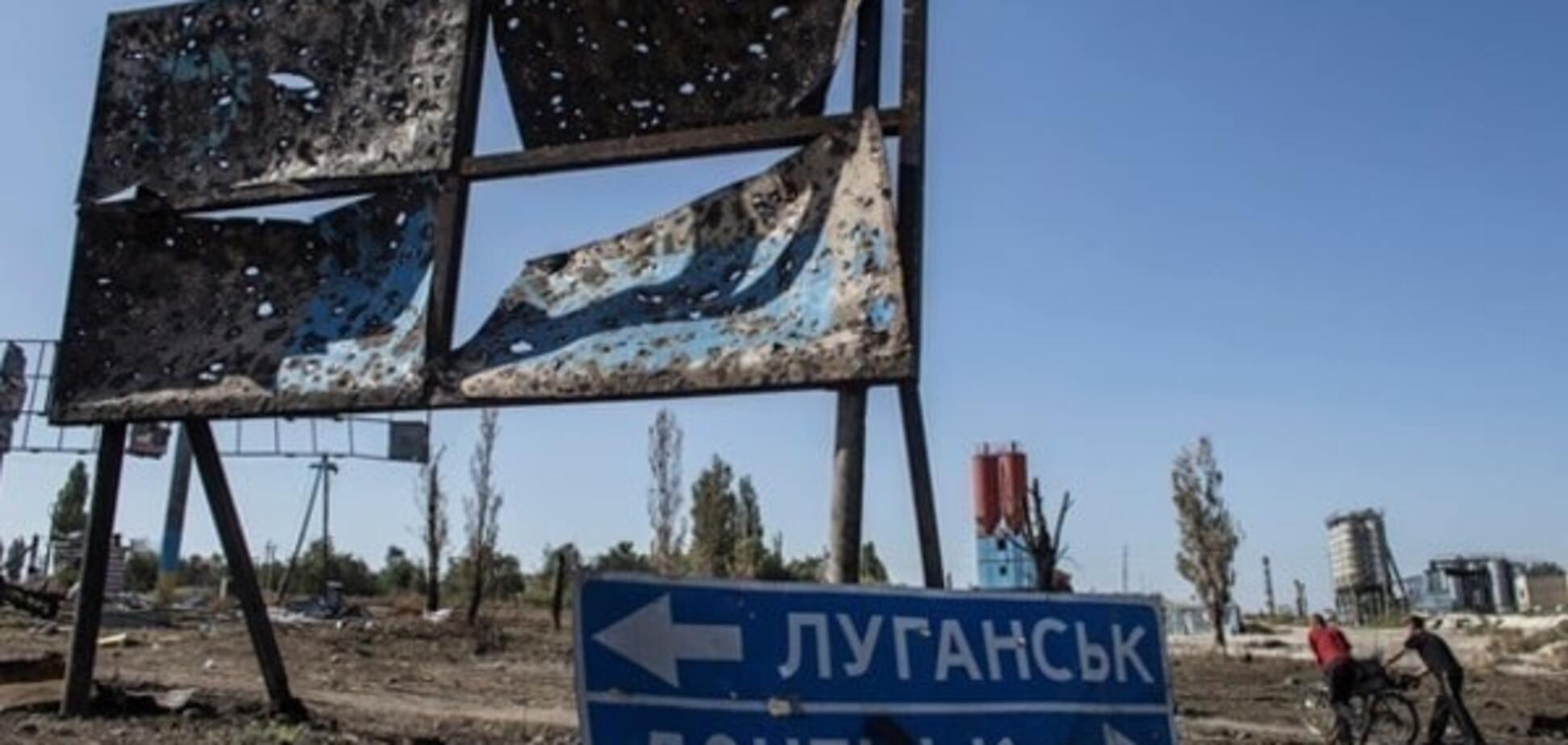 У Кучми відзвітували про переговори Контактної групи щодо Донбасу