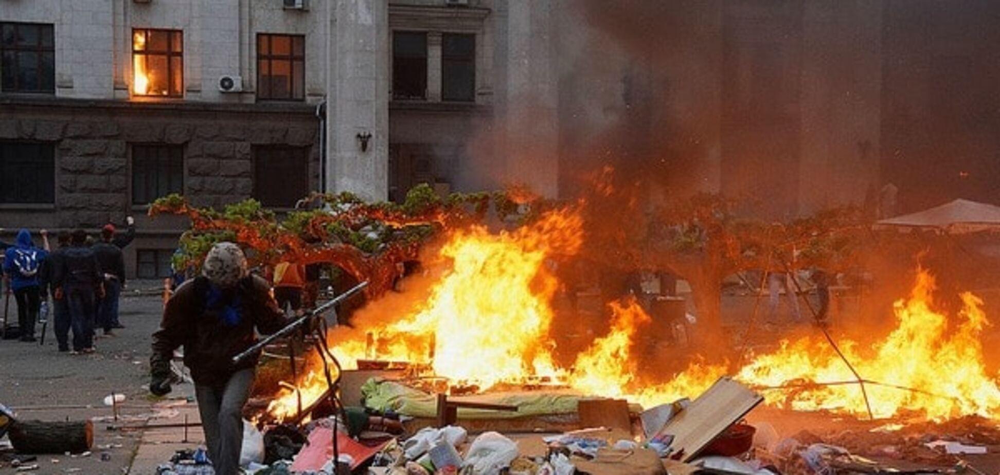 Справа 2 травня: слідство встановило організаторів заворушень в Одесі