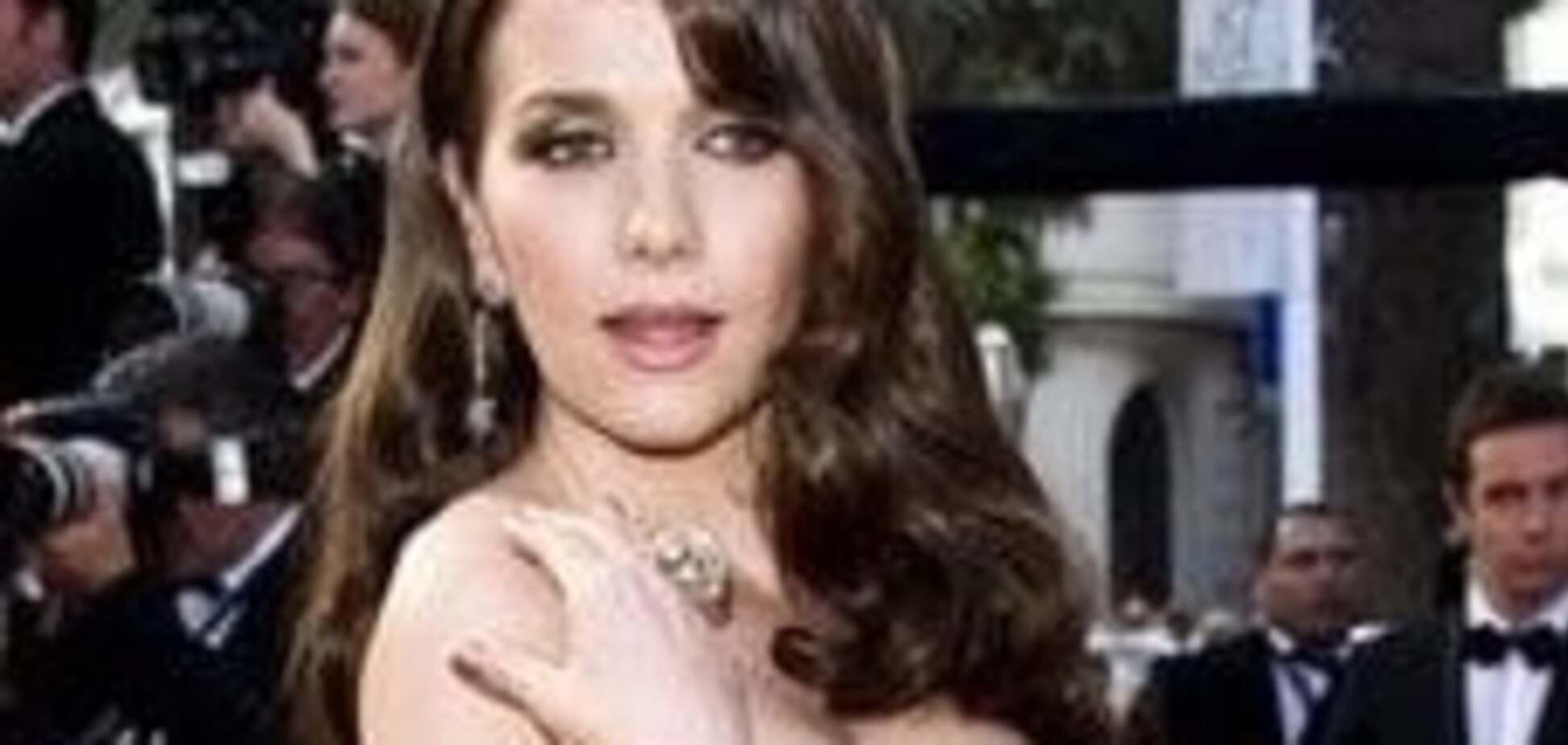 Дикий ангел: Наталья Орейро вышла в свет в 'голом' платье