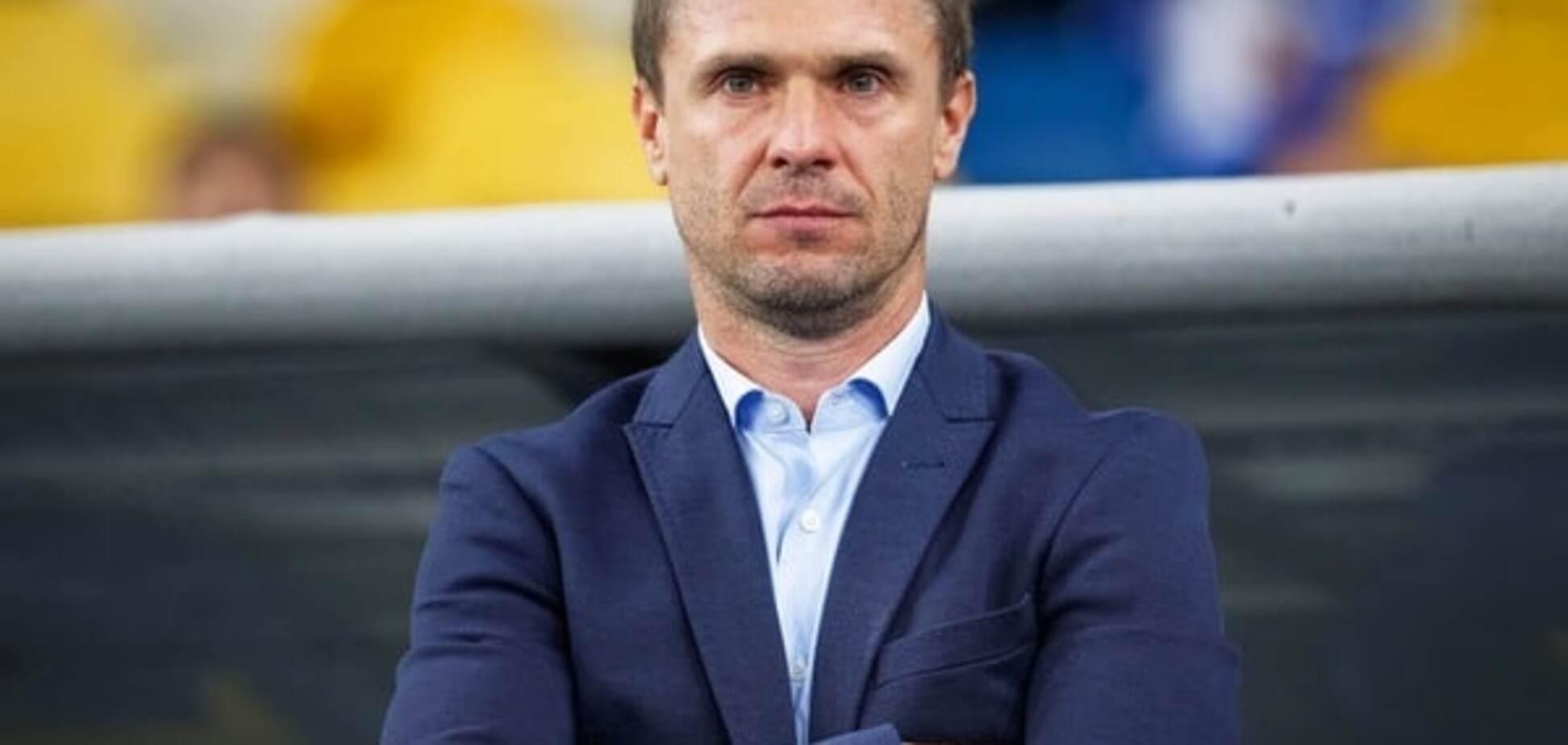 Ребров назвав головну помилку 'Динамо' у програному матчі з 'Наполі'