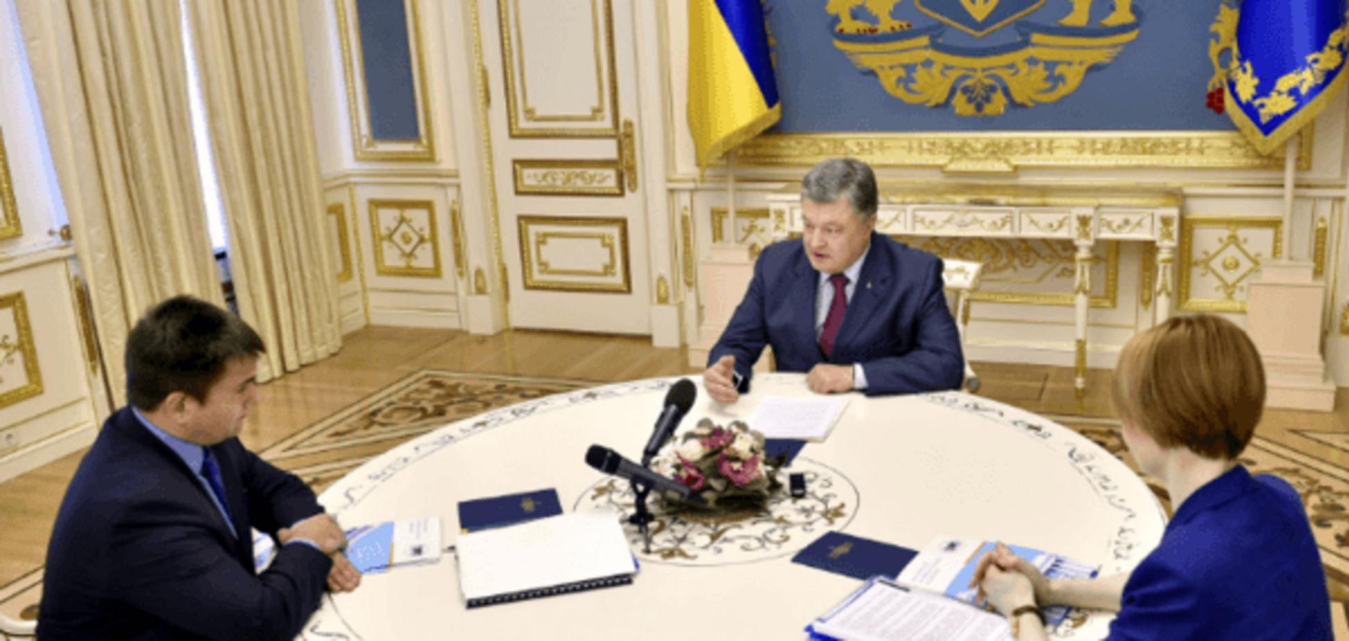 Порошенко доручив Климкіну подати позов до міжнародного арбітражу проти Росії