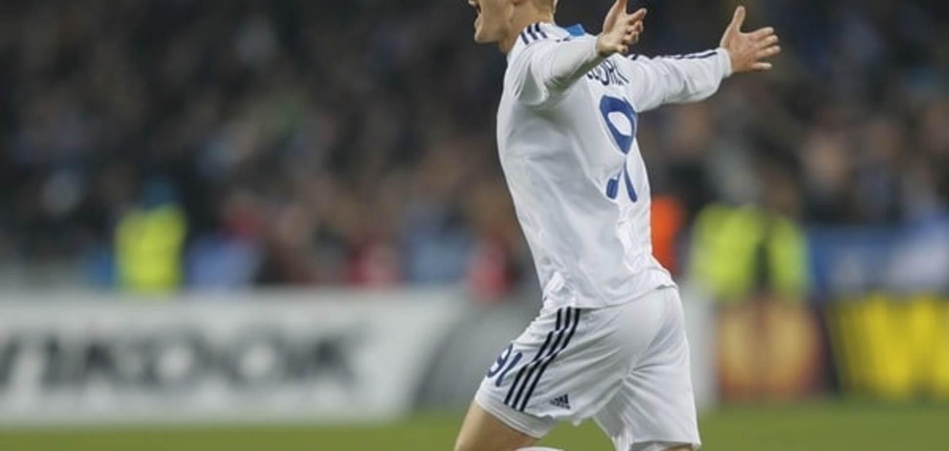 Нападник 'Динамо' встановив історичний рекорд у новому клубі