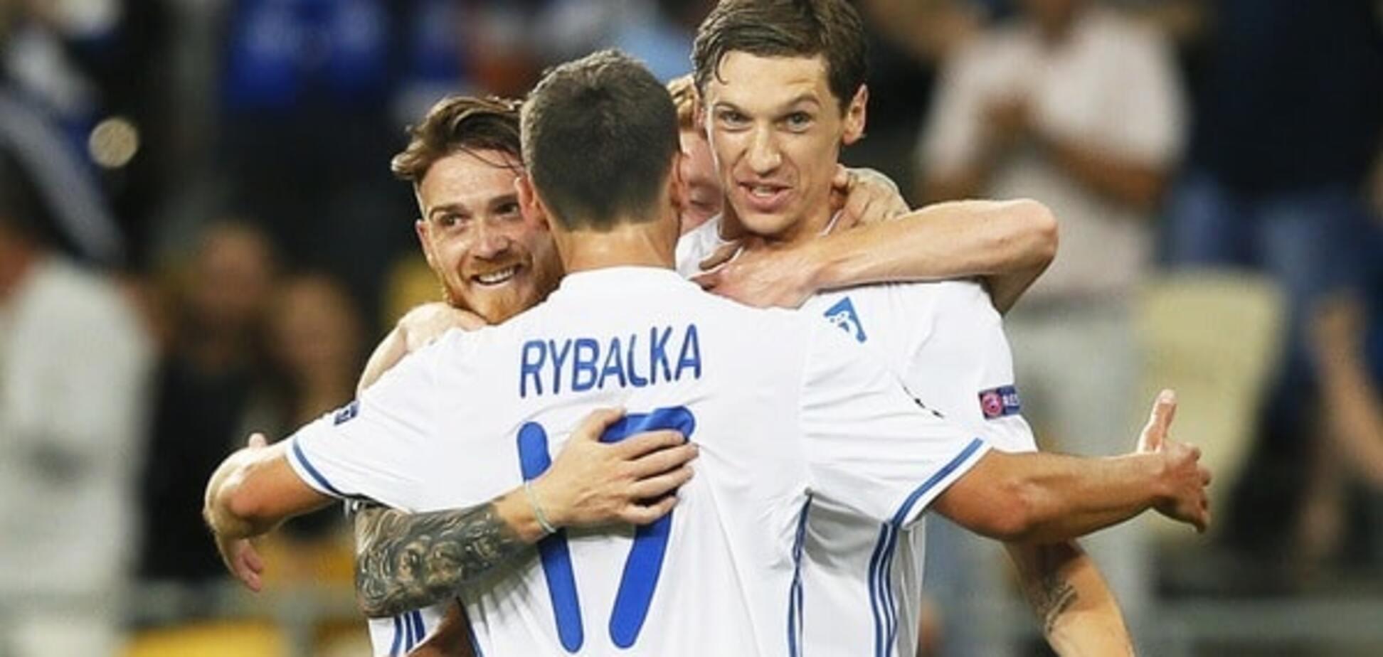 Итальянские СМИ оконфузились с лидером 'Динамо' после матча Лиги чемпионов