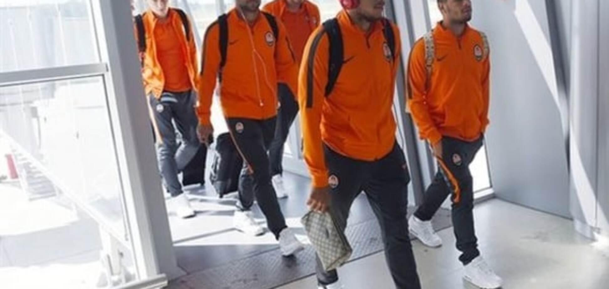 'Шахтар' із втратами полетів на матч Ліги Європи