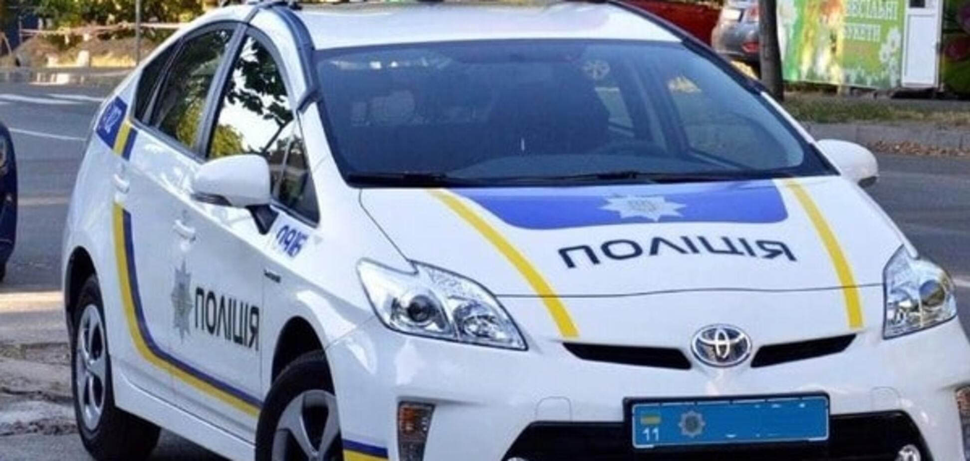ЗМІ: більше половини машин київських патрульних уже 'взяли участь' у ДТП