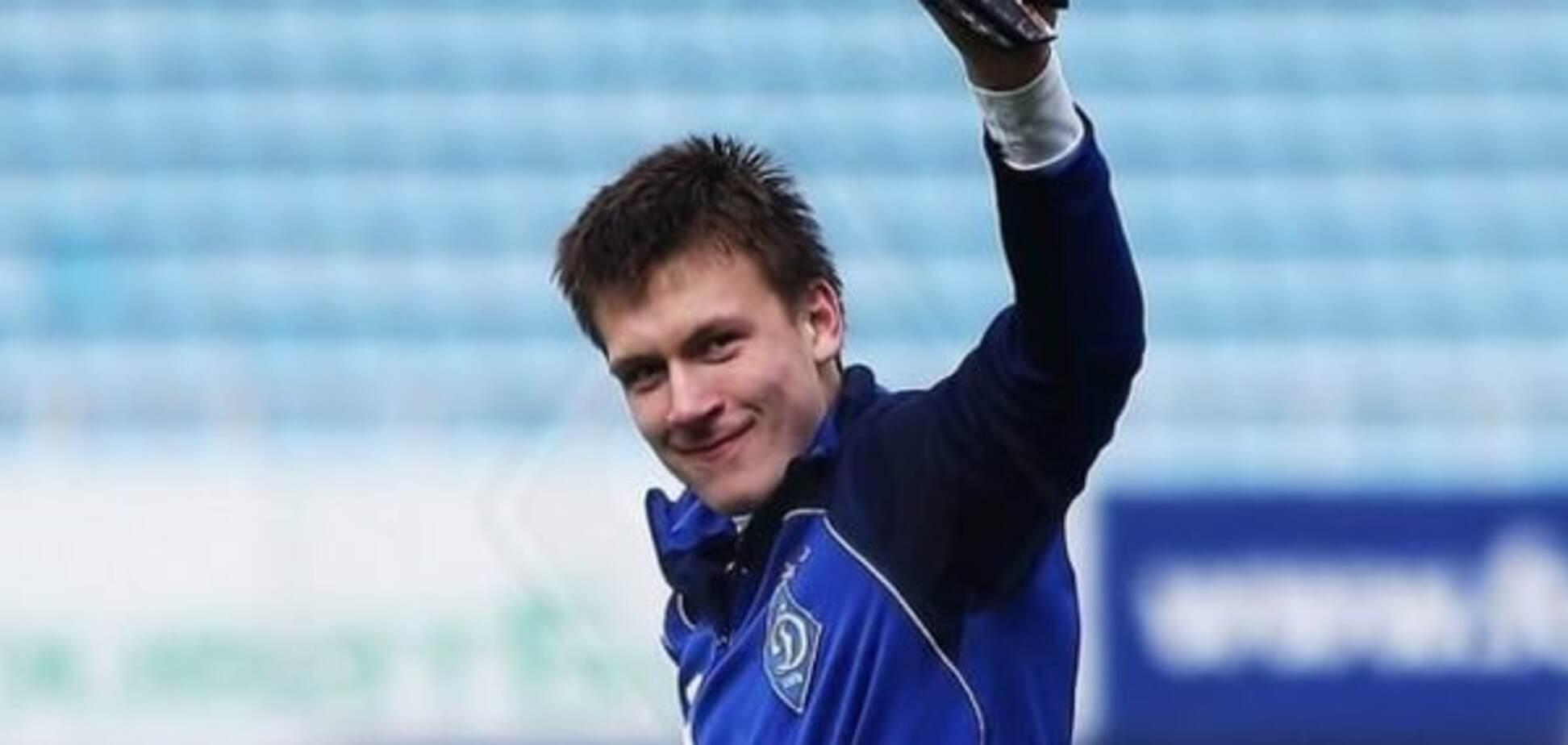 У Росії відмовилися від футболіста київського 'Динамо'