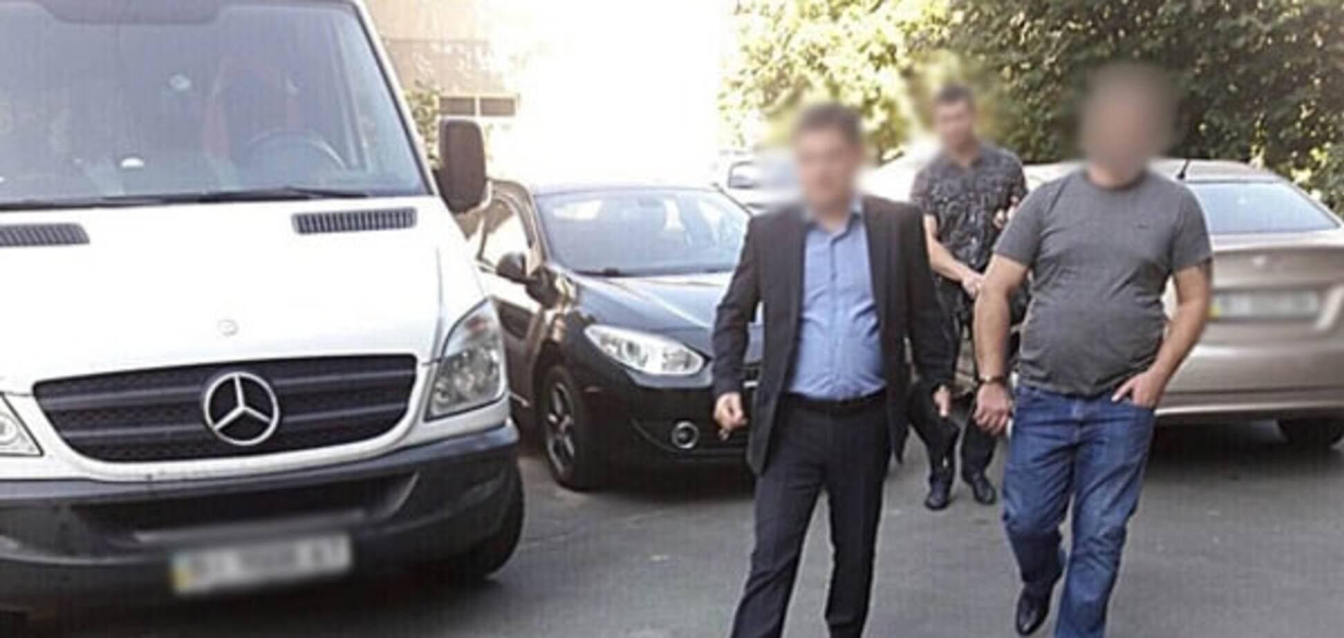 Поліція затримала директора 'Харківобленерго' за привласнення 45 млн грн