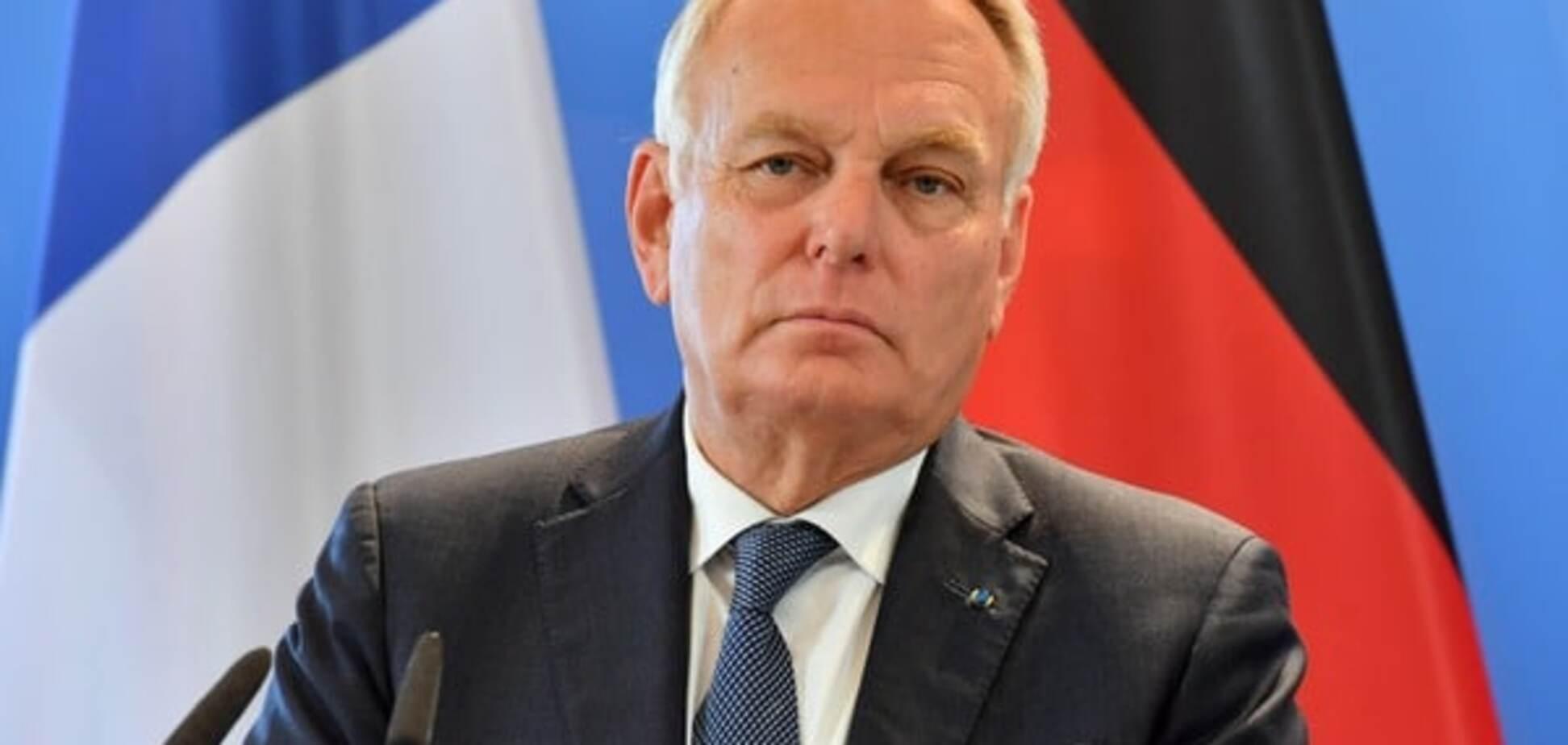 Франция призвала Украину принять закон о выборах и особом статусе Донбасса