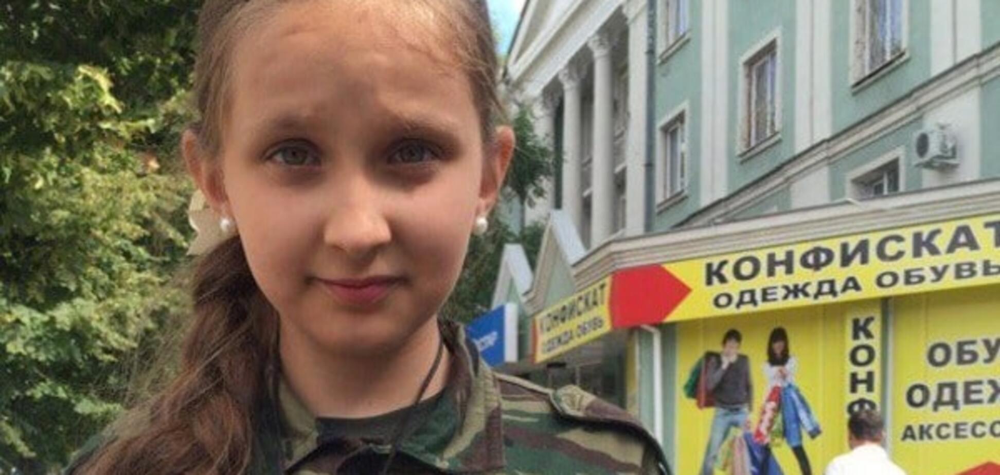 Ефект дежавю: у 'ЛНР' 10-річну дівчинку повторно нагородили медалями СРСР
