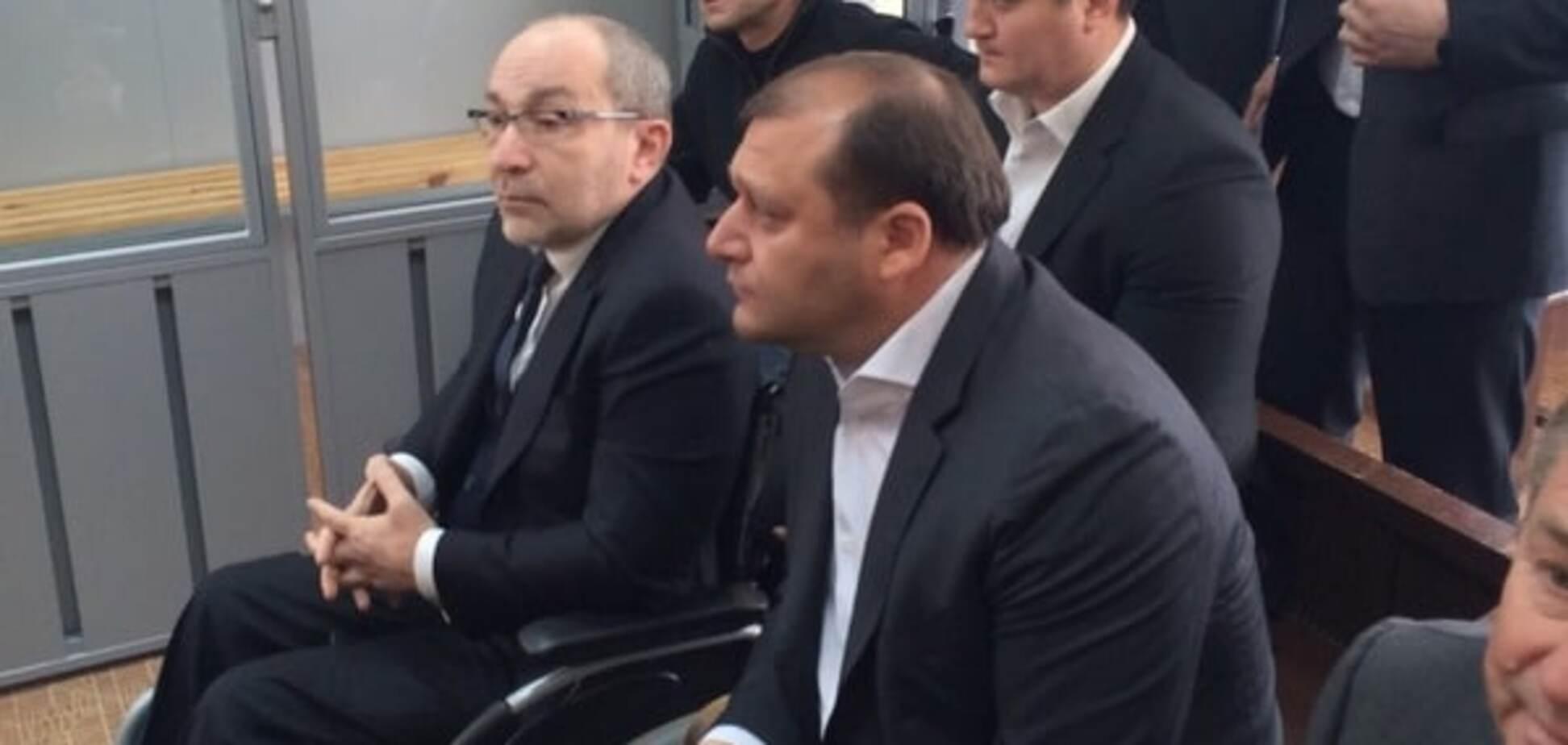 'Было сопротивление': ГПУ, СБУ и 'Альфа' пришли с обысками к Кернесу, к Добкину пока не попали