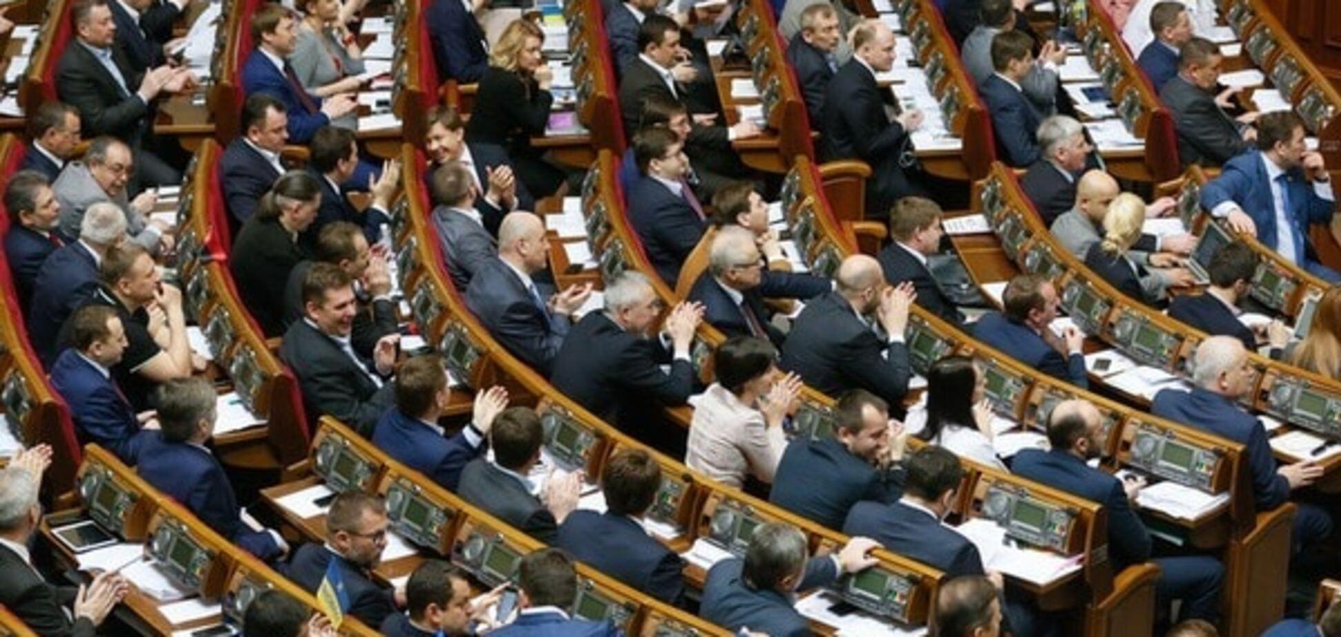 Ризик є: в Раді спрогнозували рішення щодо особливого статусу і виборів на Донбасі