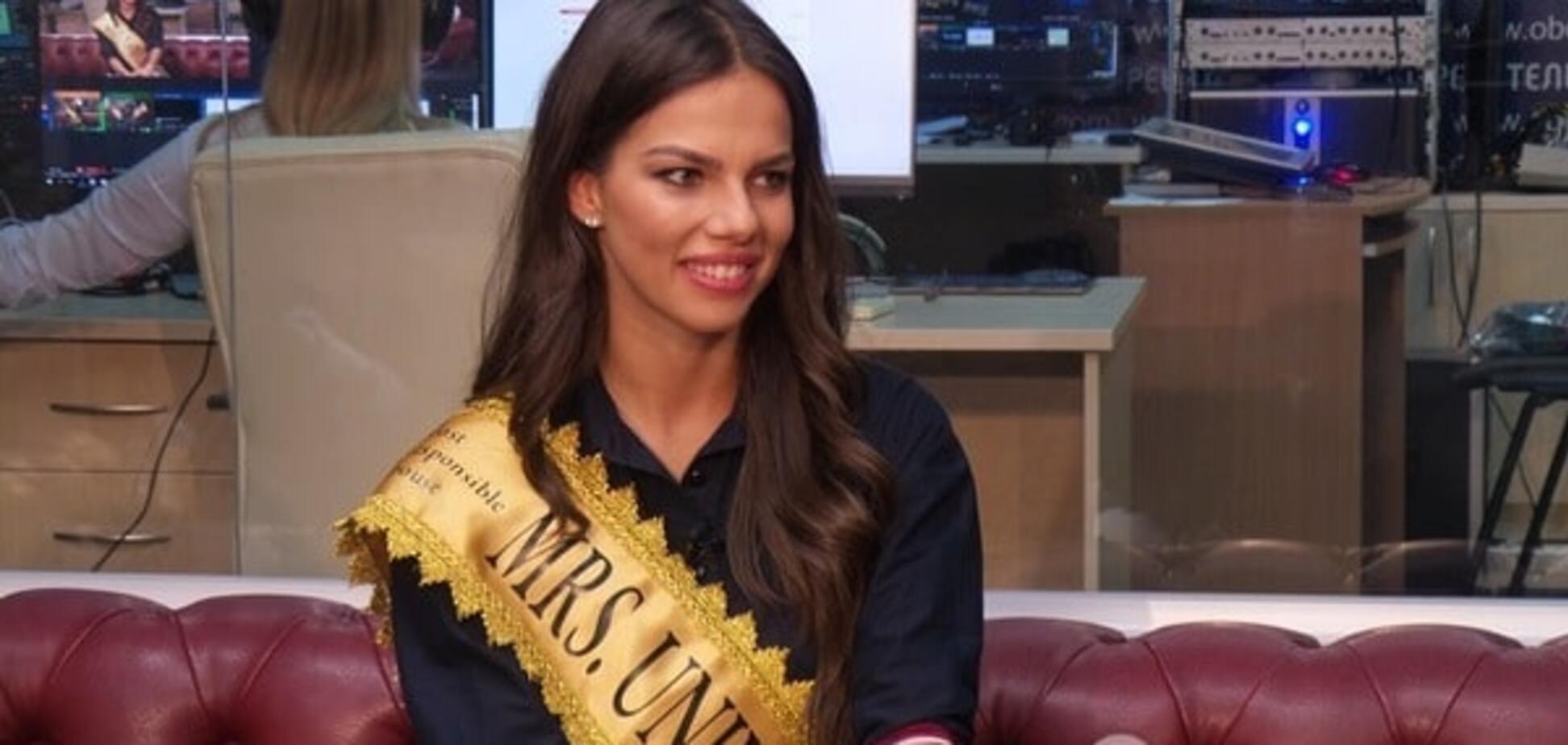 'Миссис Вселенная-2016' рассказала о взятках на конкурсе красоты