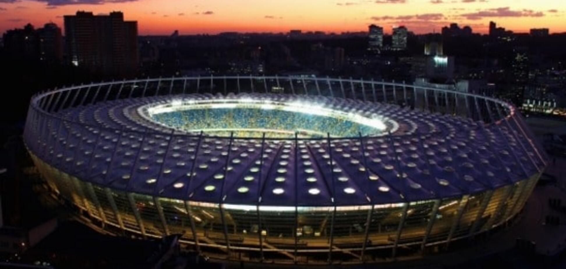 УЕФА объявил дату проведения финала Лиги чемпионов в Киеве