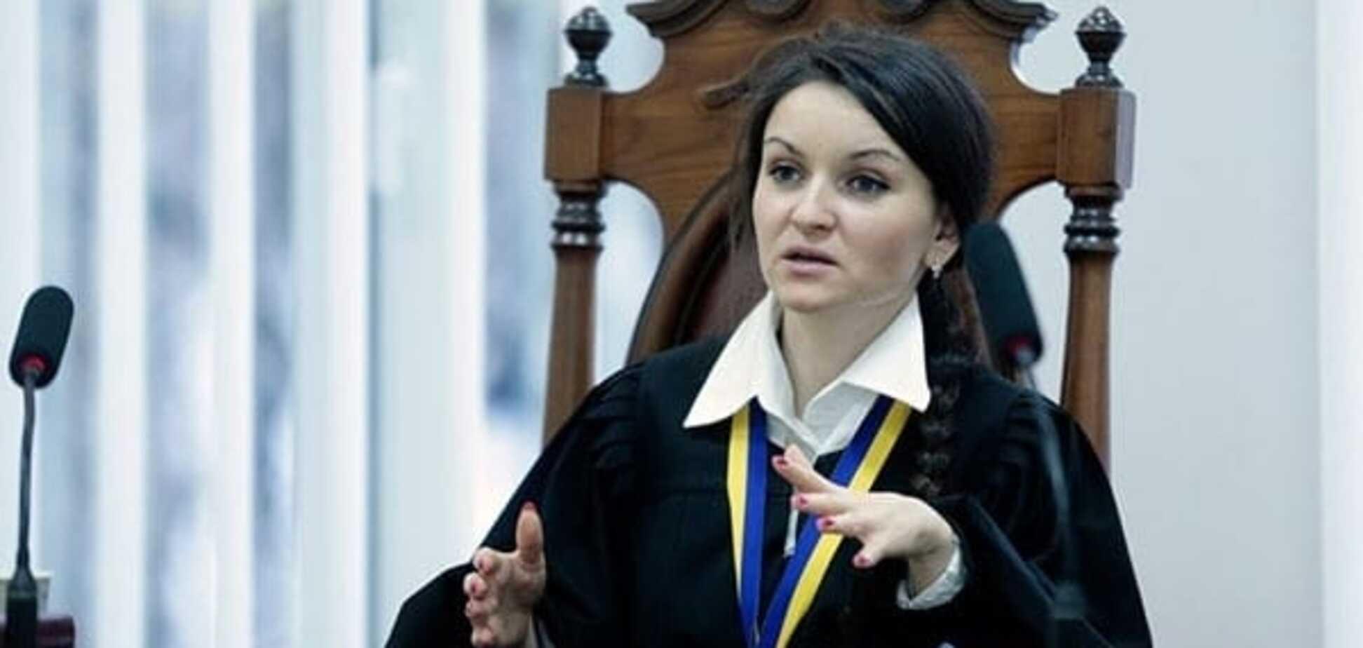 Справу розглядали 5 годин: Вища рада юстиції звільнила скандальну суддю Царевич