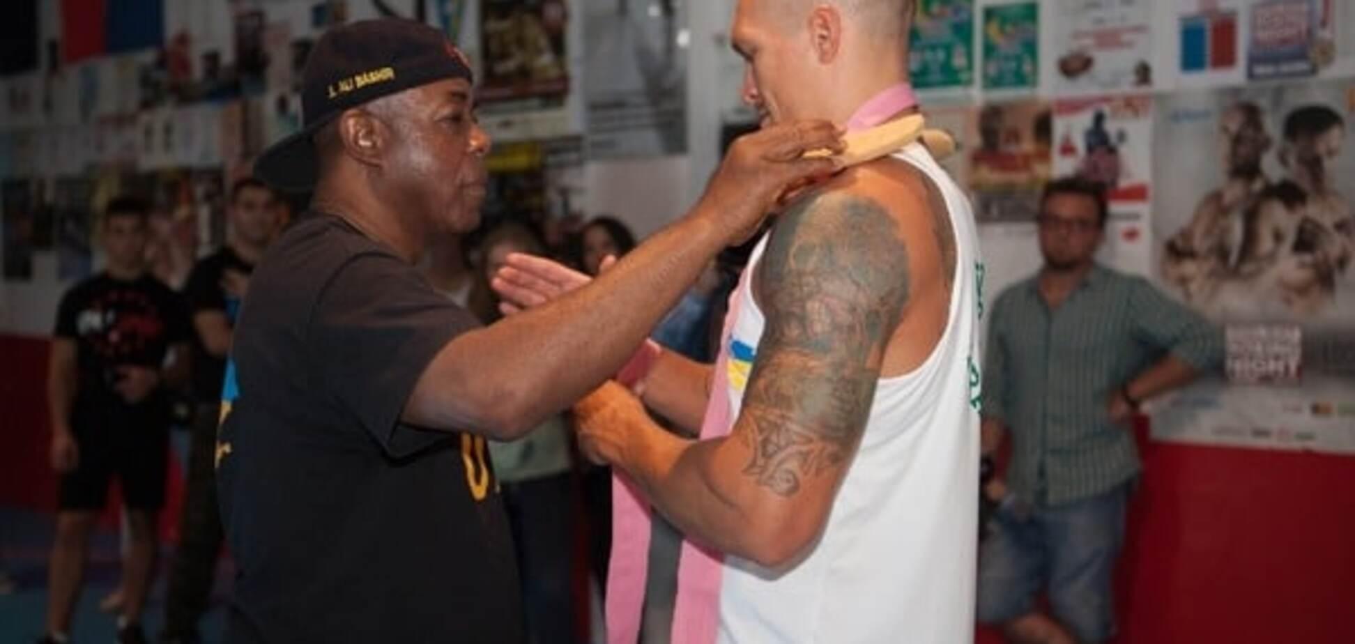 'Усі помиляються': тренер Усика зробив гучну заяву перед чемпіонським боєм