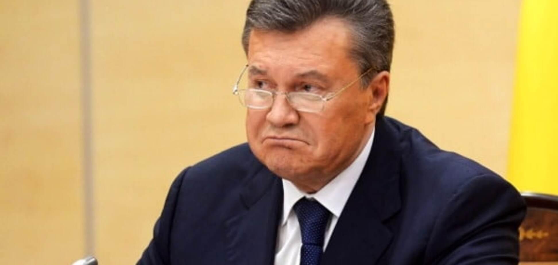 Янукович і його соратники вкрали близько 500 мільярдів гривень