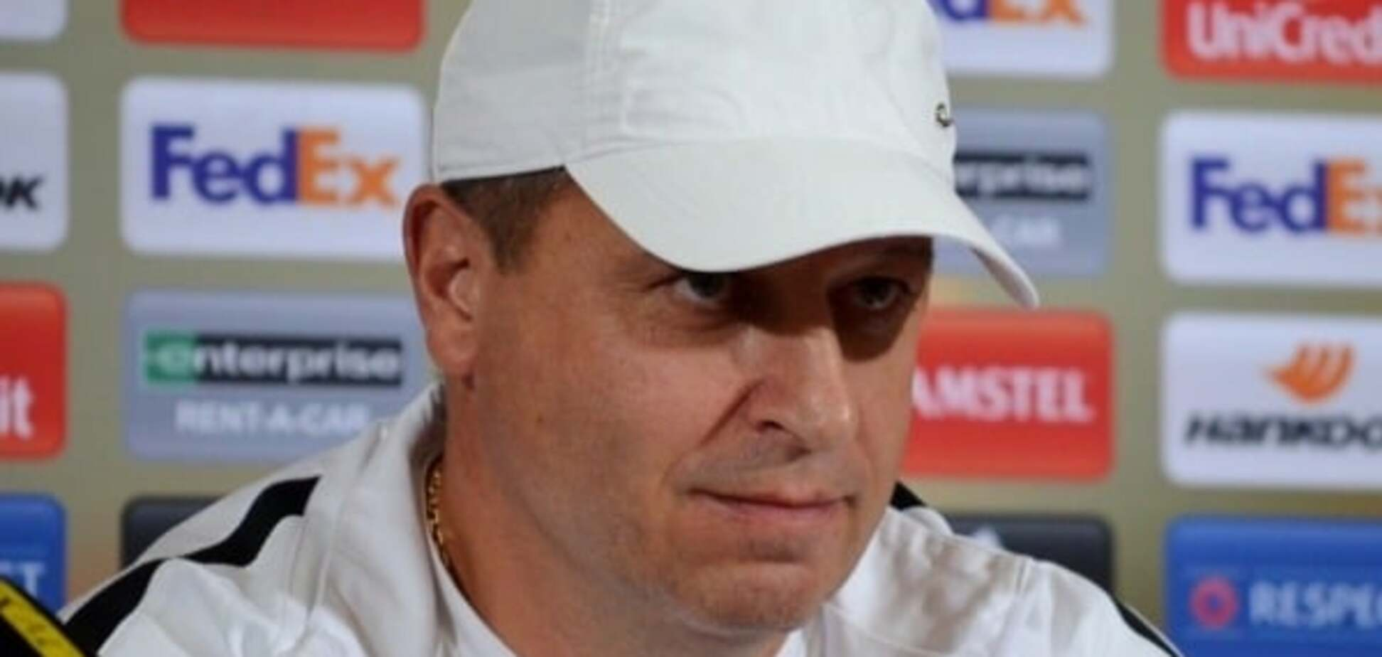 'Регион, где идет война': тренер 'Зари' эмоционально рассказал о Луганске всей Европе