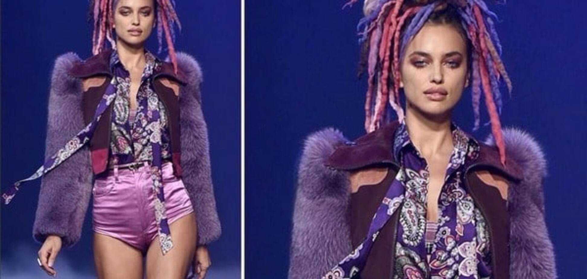 Не узнать: Ирина Шейк поразила внешним видом на Неделе моды в Нью-Йорке