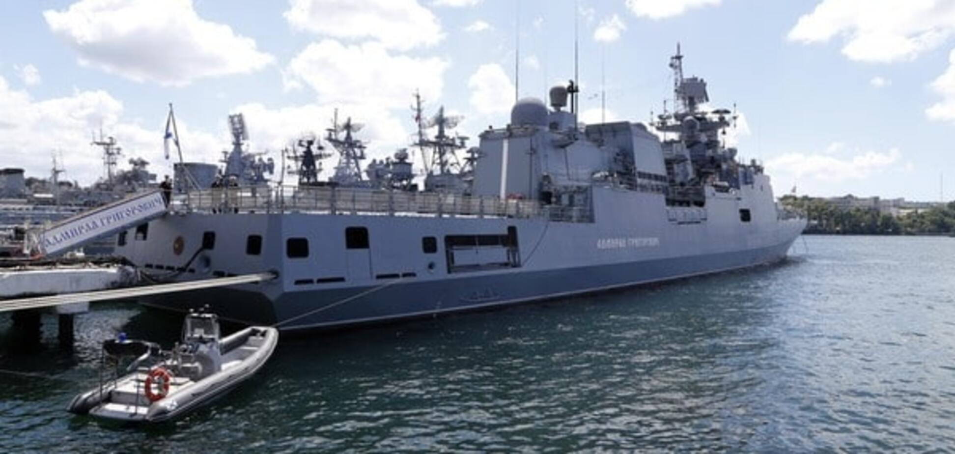 Жители Крыма устроили сбой в системе связи Черноморского флота - разведка