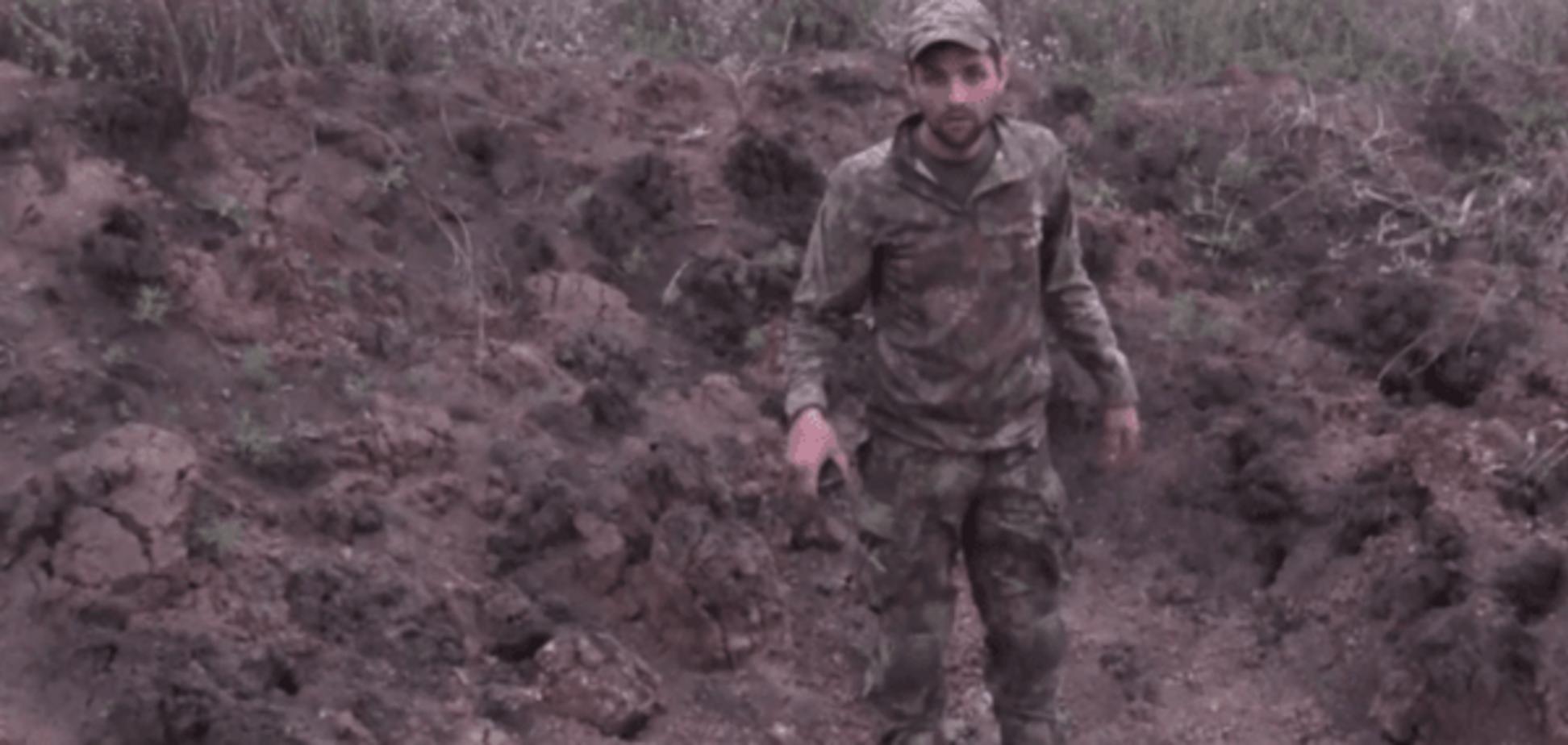 Б'ють прямо по окопах: українські військові показали справжнє 'перемир'я' на Донбасі