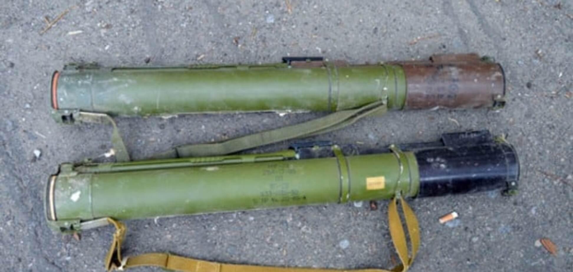 У Запорізьку область намагалися провести зброю масового знищення