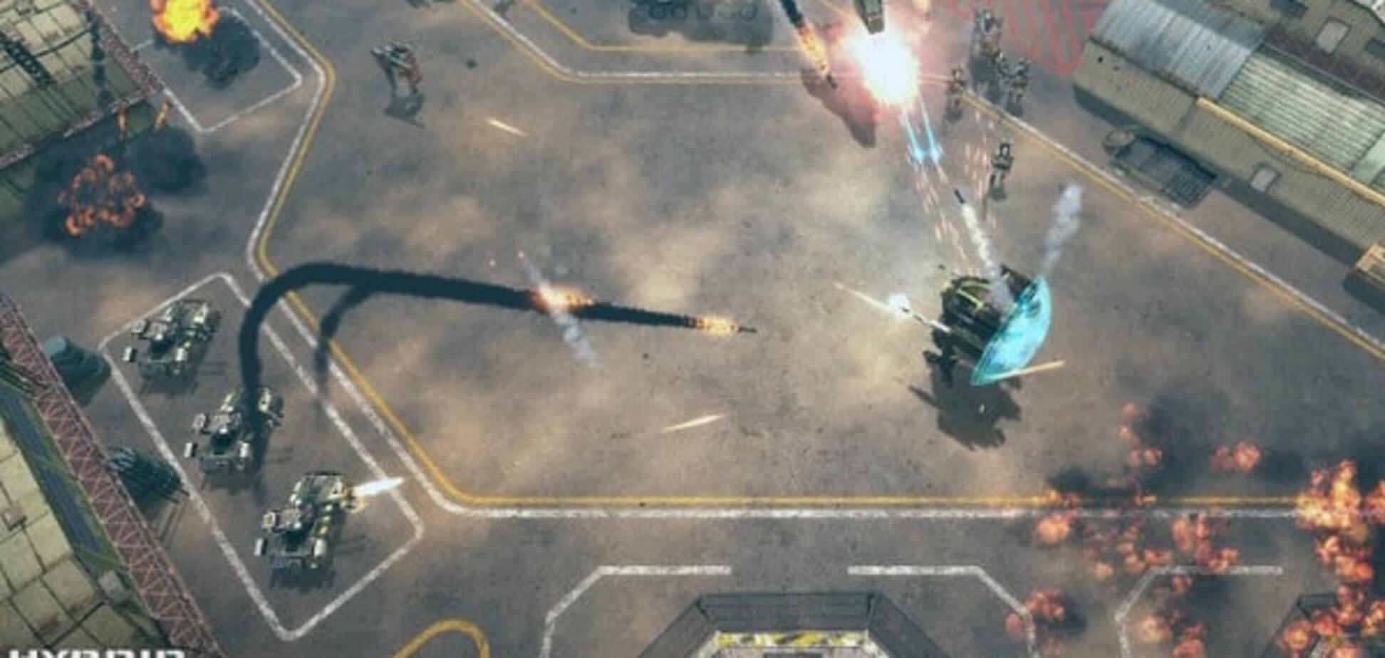 Релиз Hybrid Wars назначен на конец сентября