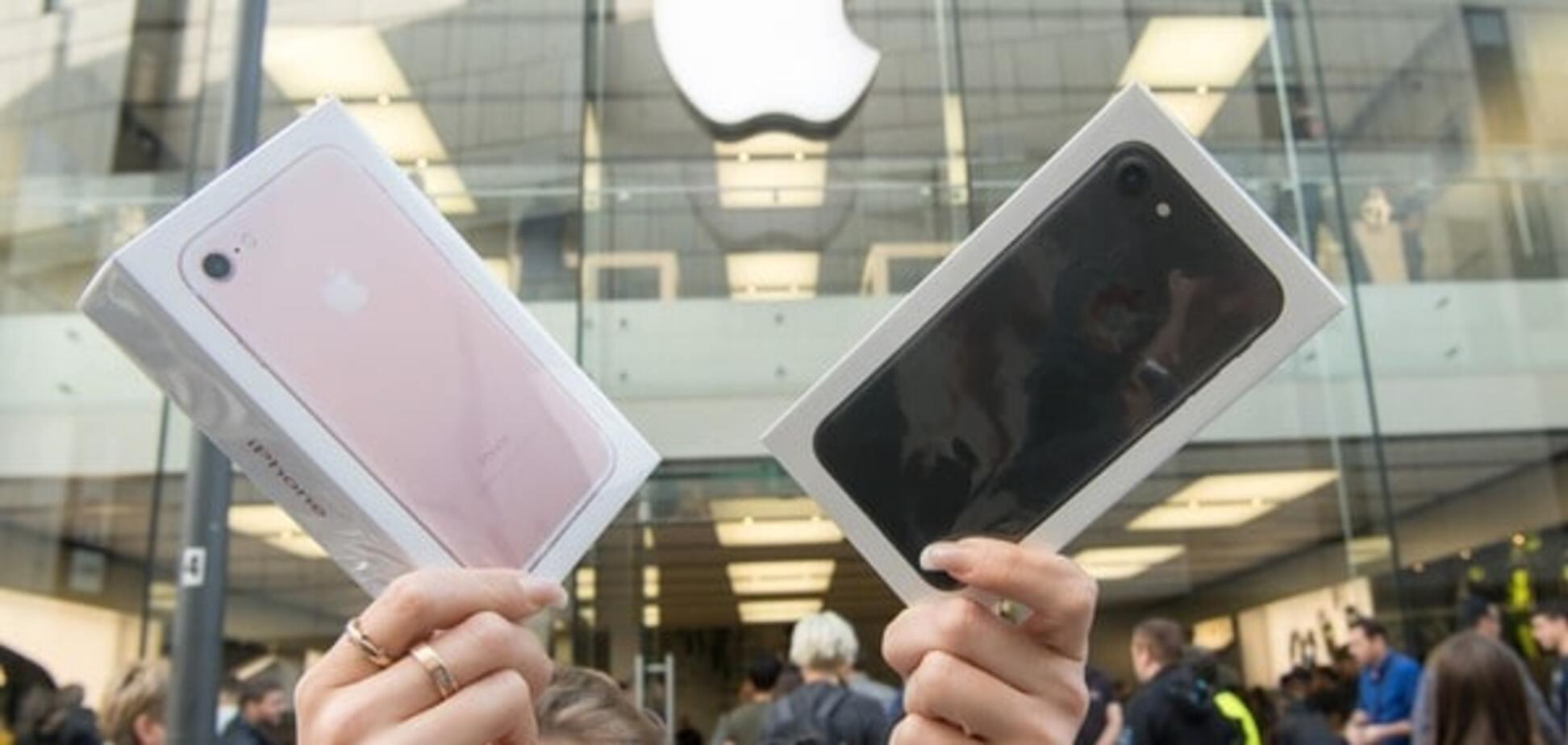 Стартовали продажи iPhone7 и iPhone7 Plus: фоторепортаж со всего мира