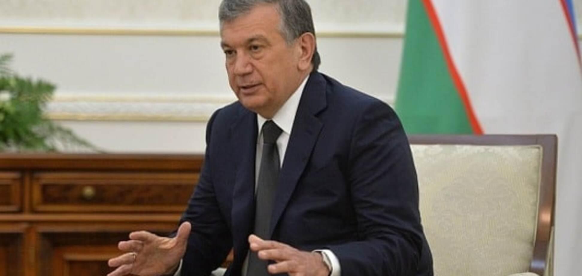 В Узбекистане преемника Каримова выдвинули в президенты