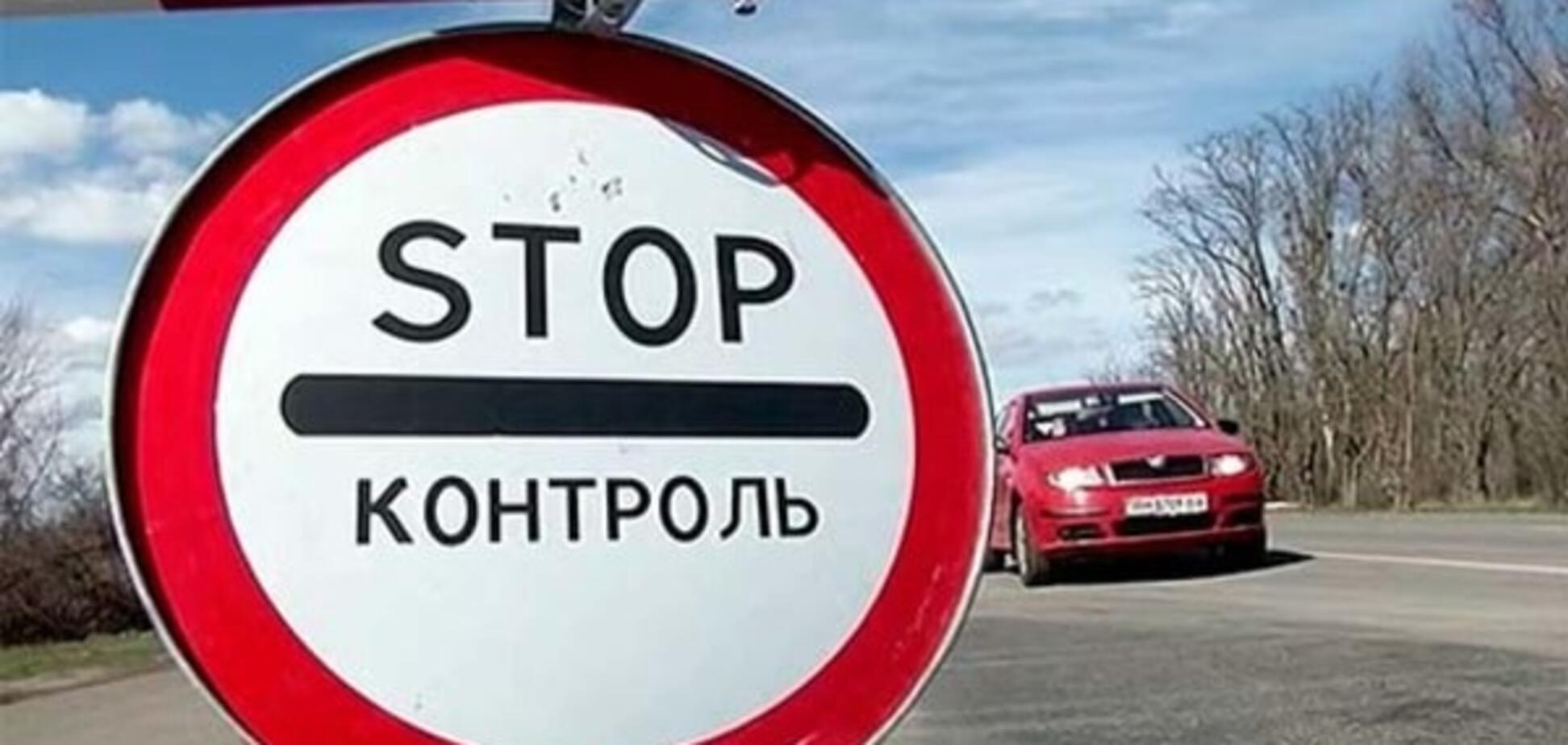В международном розыске: на въезде в Крым ФСБ задержала украинца