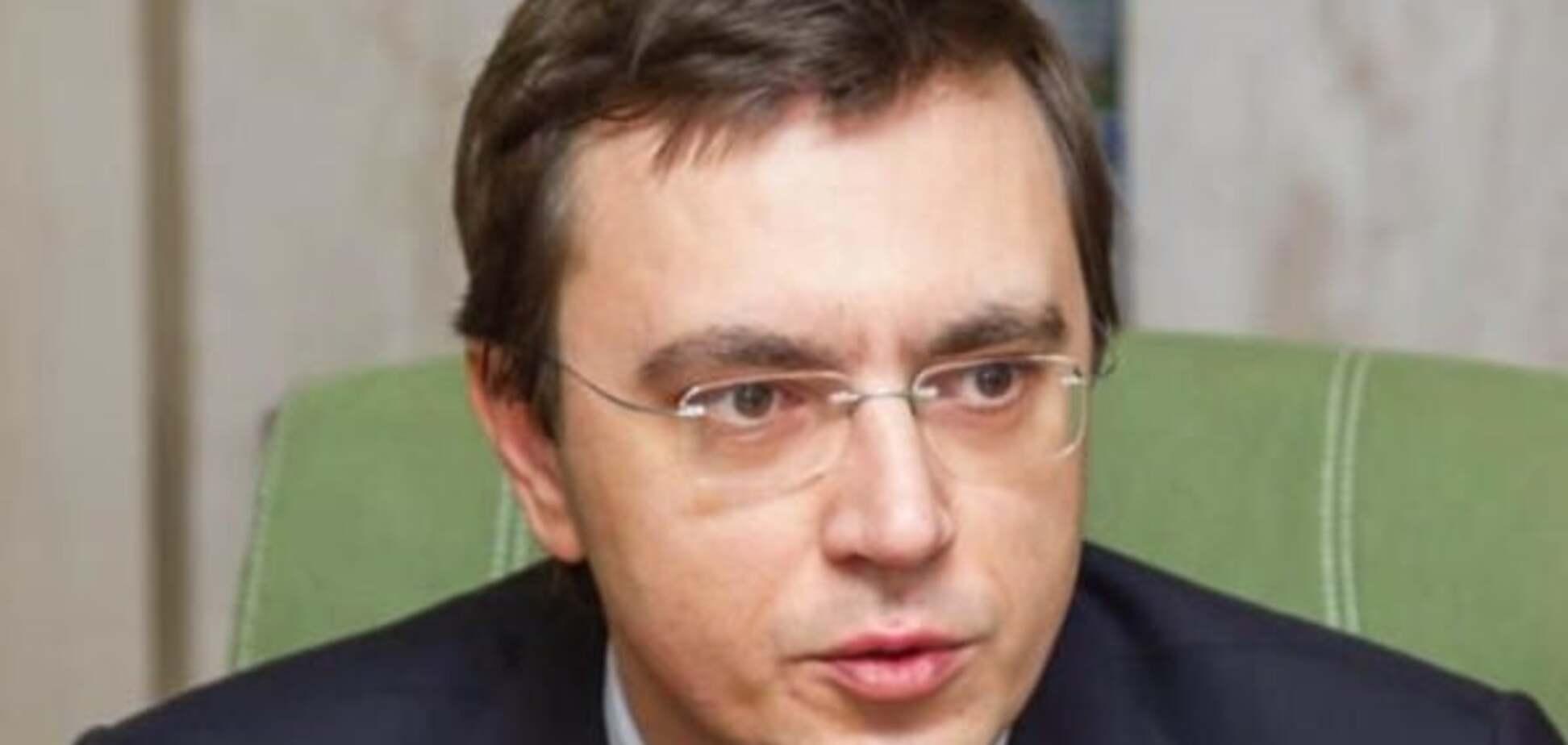 Украину и Грузию соединят паромной переправой — Омелян